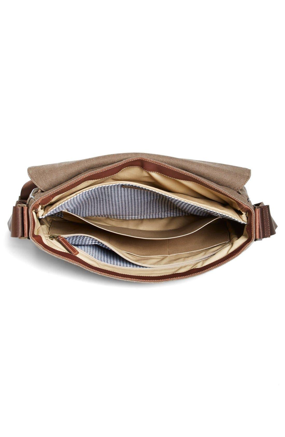 Alternate Image 3  - Boconi 'Bryant' Messenger Bag