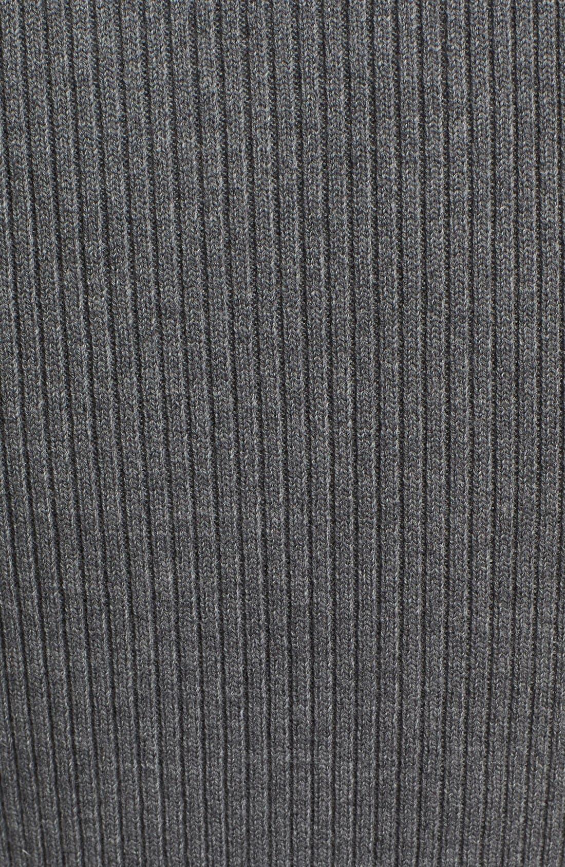 Alternate Image 3  - Theory 'Ulana' Stretch Knit Sweater Dress
