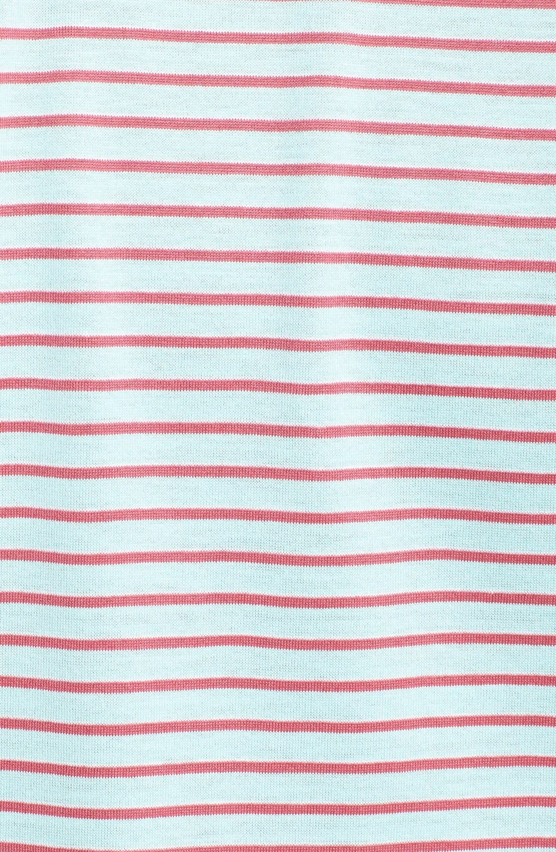 Alternate Image 3  - Peter Millar 'Kilffman' Stripe Knit Polo