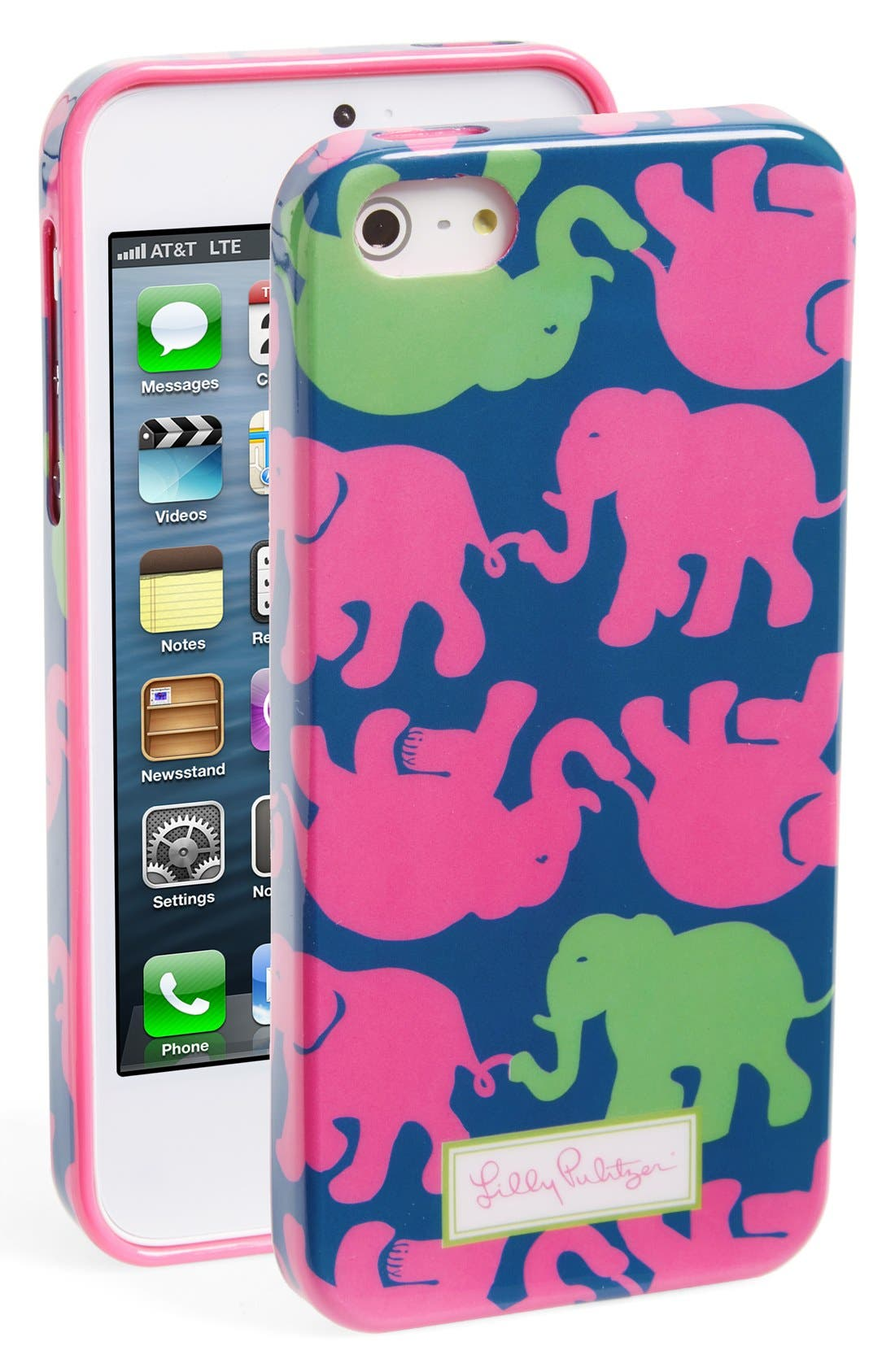 lilly pulitzer iphone 5 case lilly pulitzer 174 tusk in sun iphone 5 amp 5s nordstrom 17780