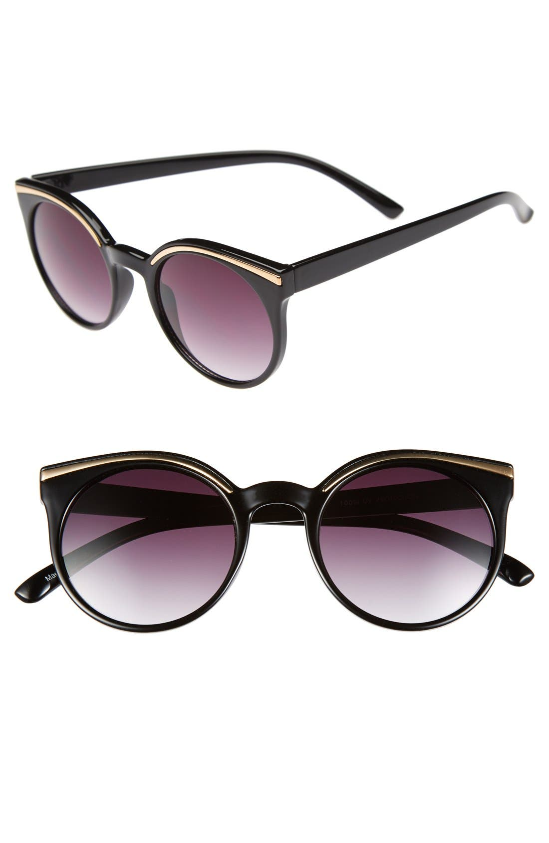 Alternate Image 1 Selected - Fantas Eyes 'Cherry' 63mm Sunglasses
