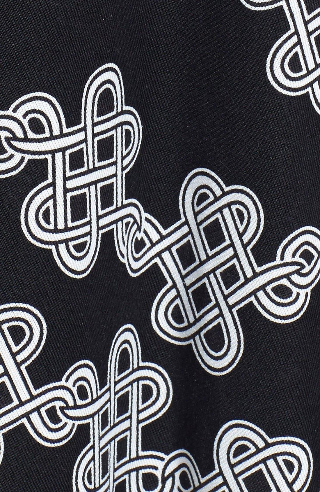 Alternate Image 3  - Diane von Furstenberg Print Silk Jersey Wrap Dress