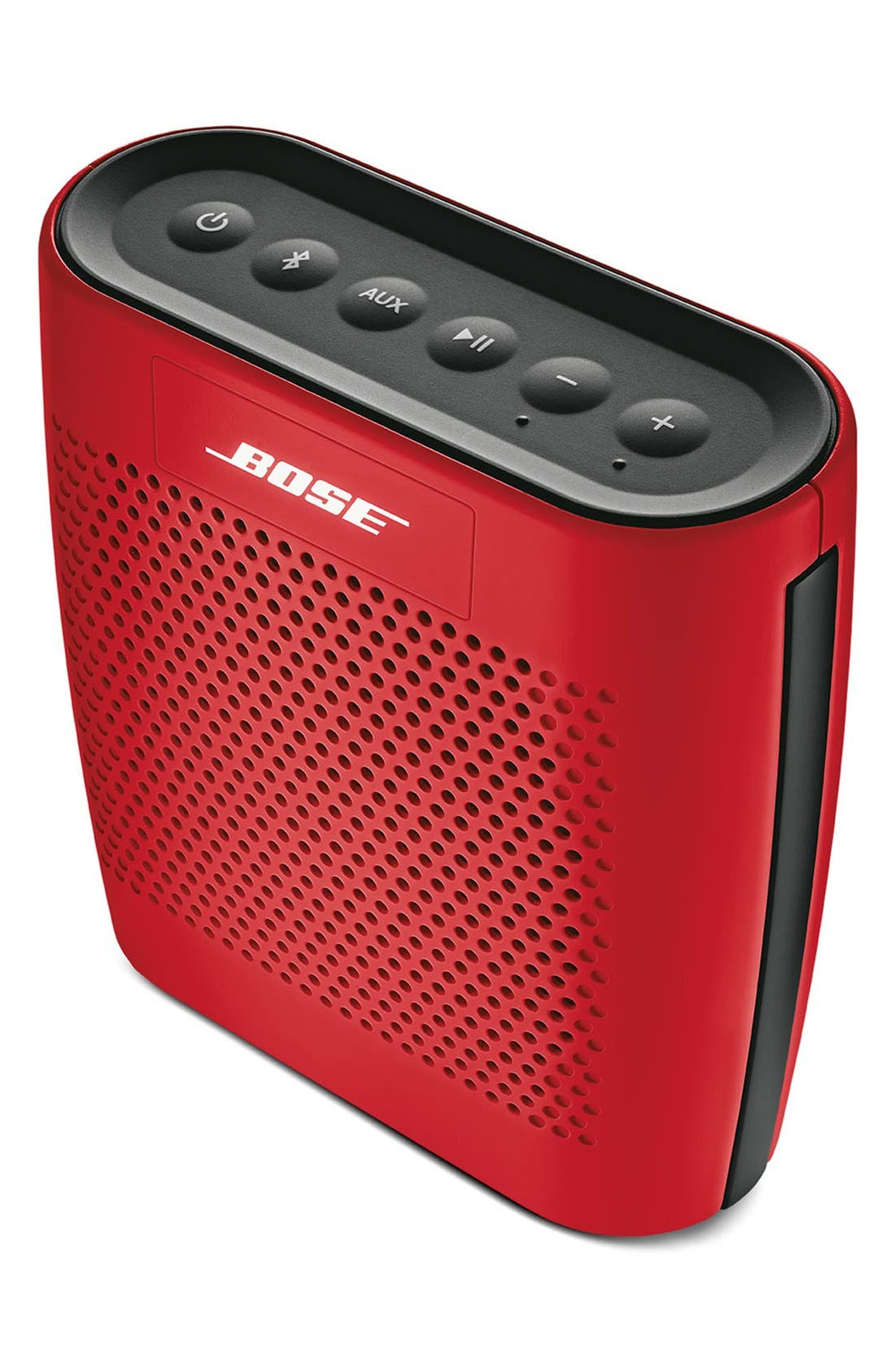 SoundLink<sup>®</sup> Color Bluetooth<sup>®</sup> Speaker,                             Alternate thumbnail 2, color,                             Red