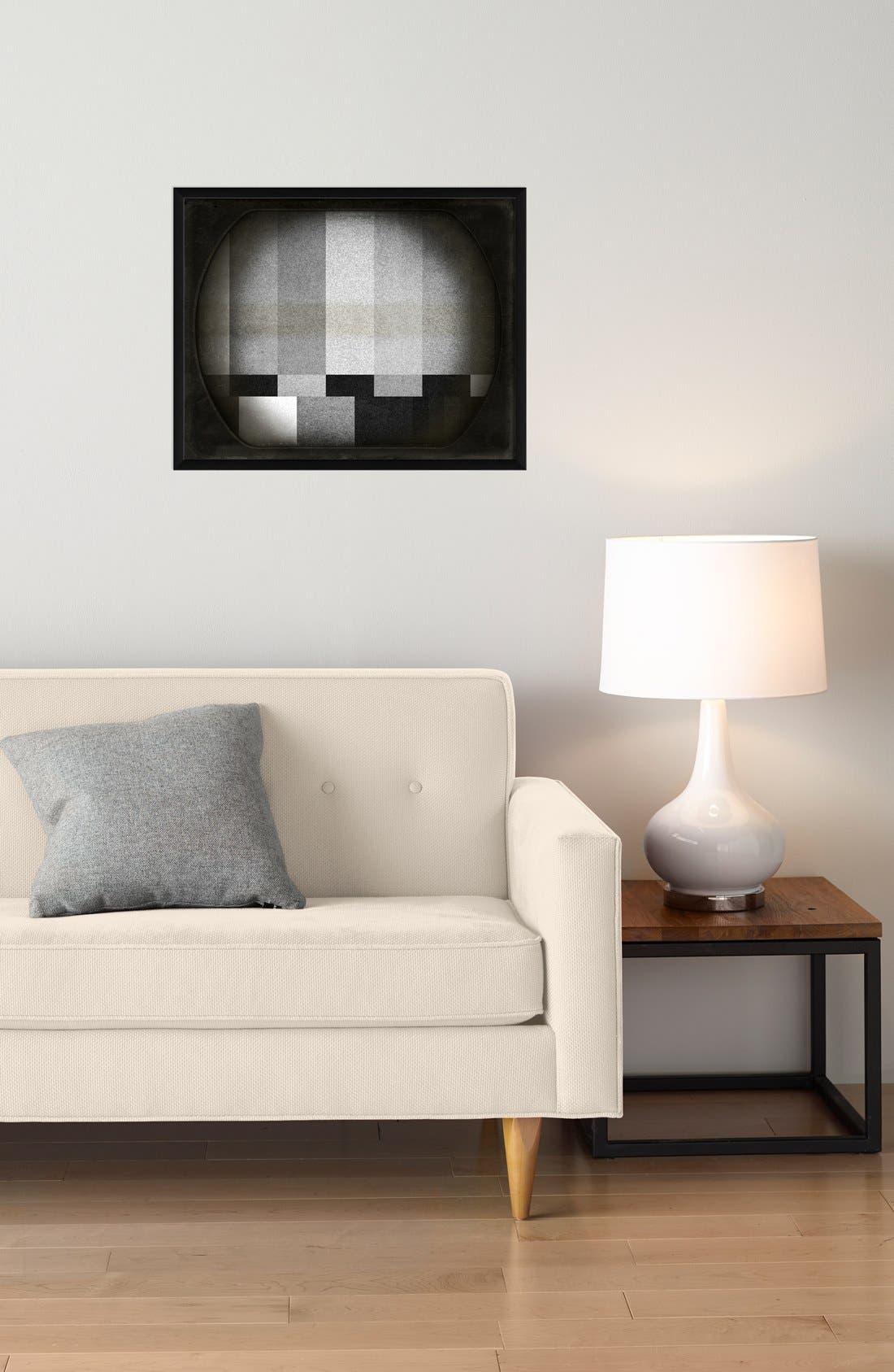 Alternate Image 2  - Spicher and Company 'TV Bars - Black and White' Artwork