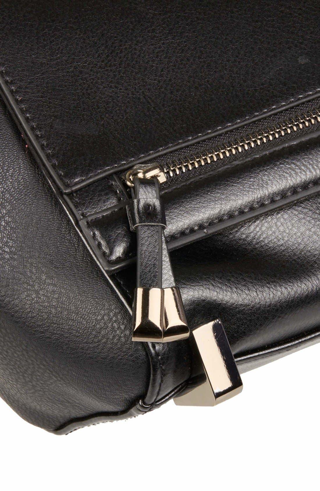 Alternate Image 4  - Topshop Crossbody Bag