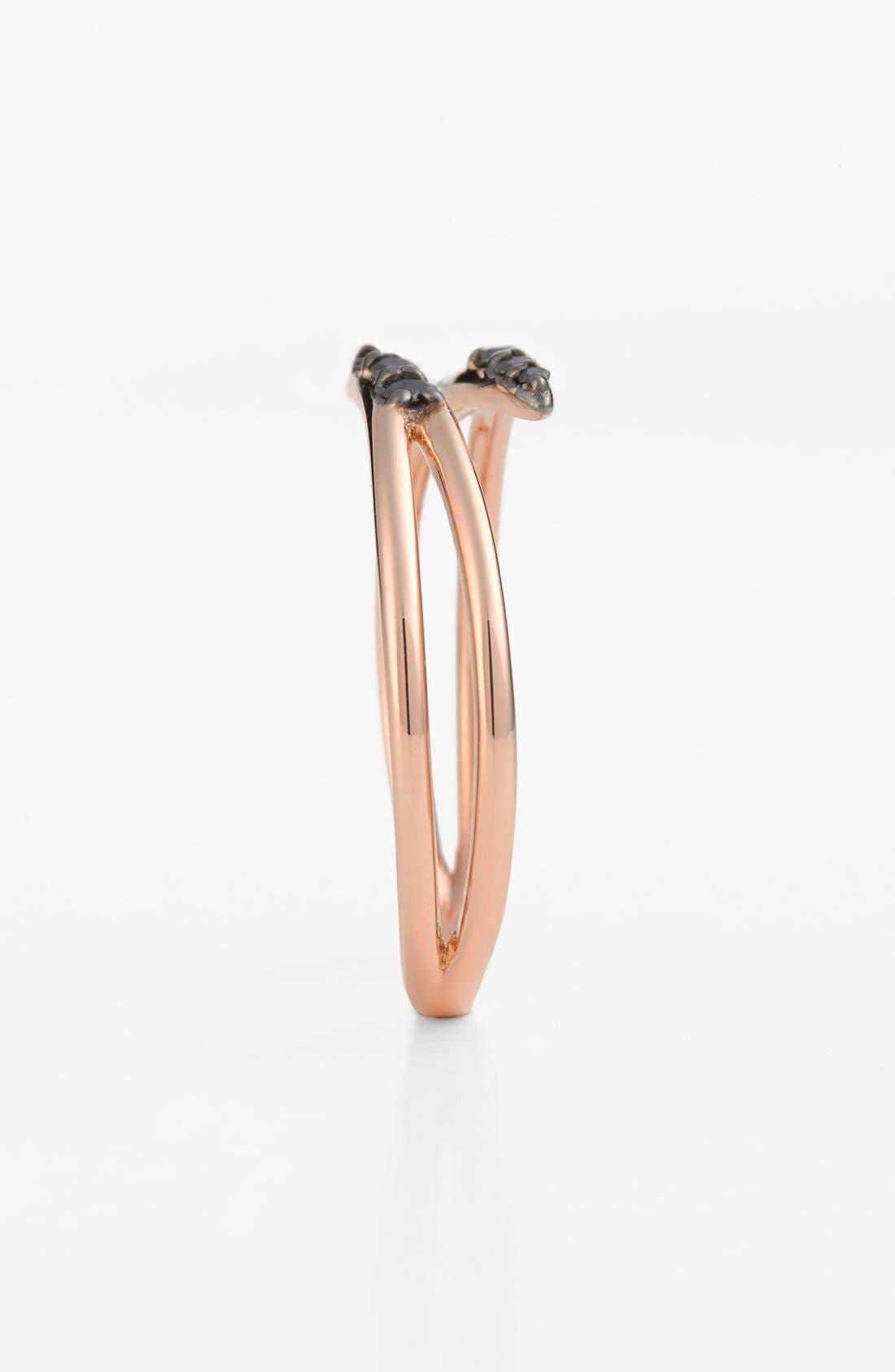 Alternate Image 2  - kismet by milka 'Lumiere' Diamond Midi Ring