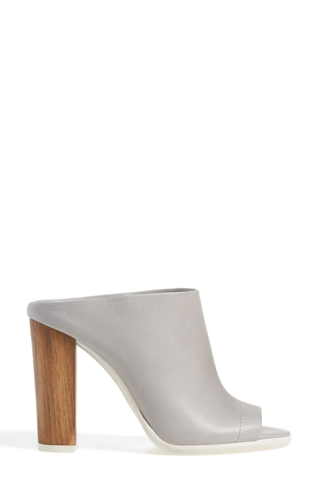 Alternate Image 4  - Vince 'Allison' Leather Mule Bootie (Women)