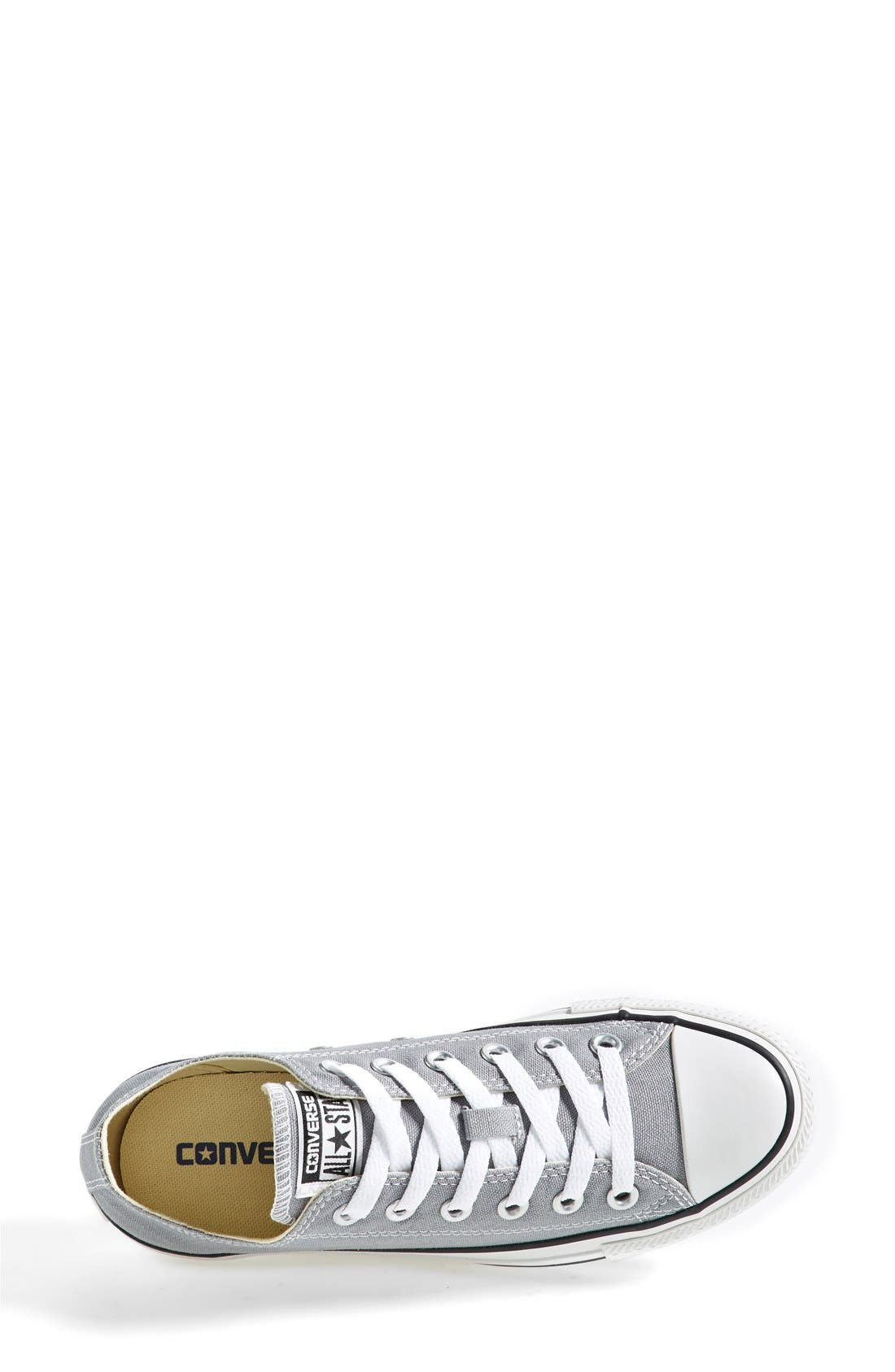 Chuck Taylor<sup>®</sup> All Star<sup>®</sup> Sneaker,                             Alternate thumbnail 3, color,                             Dolphin