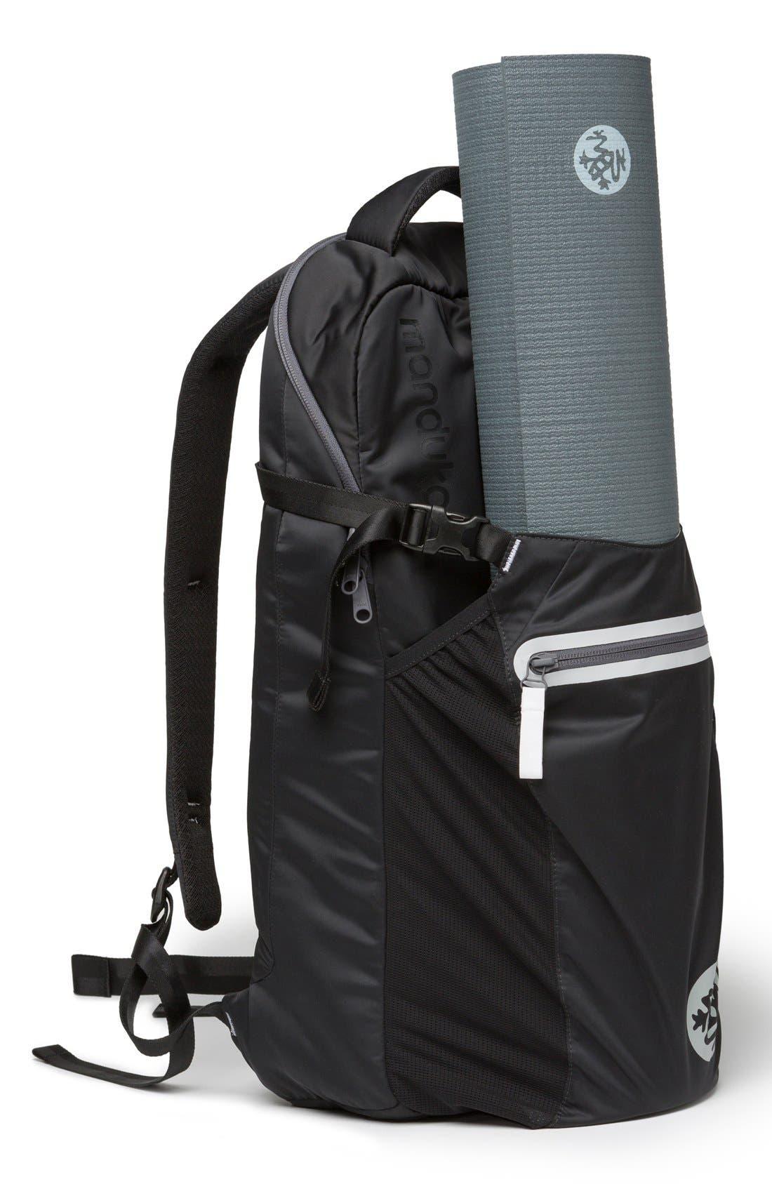 Alternate Image 1 Selected - Manduka 'Go Free' Yoga Mat Backpack