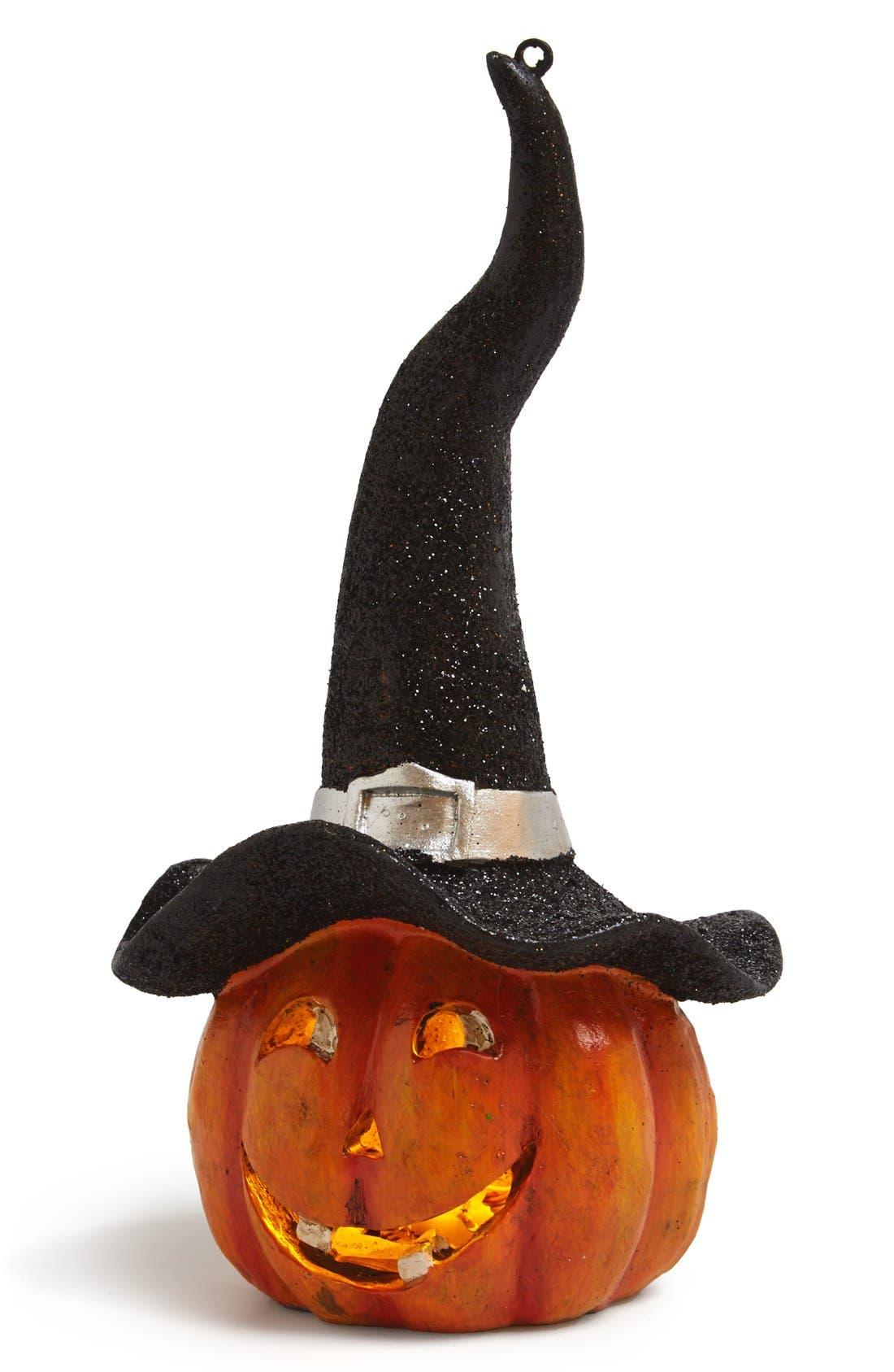 Main Image - Fantastic Craft 'Jack-o'-Pumpkin' Light Up Pumpkin Decoration