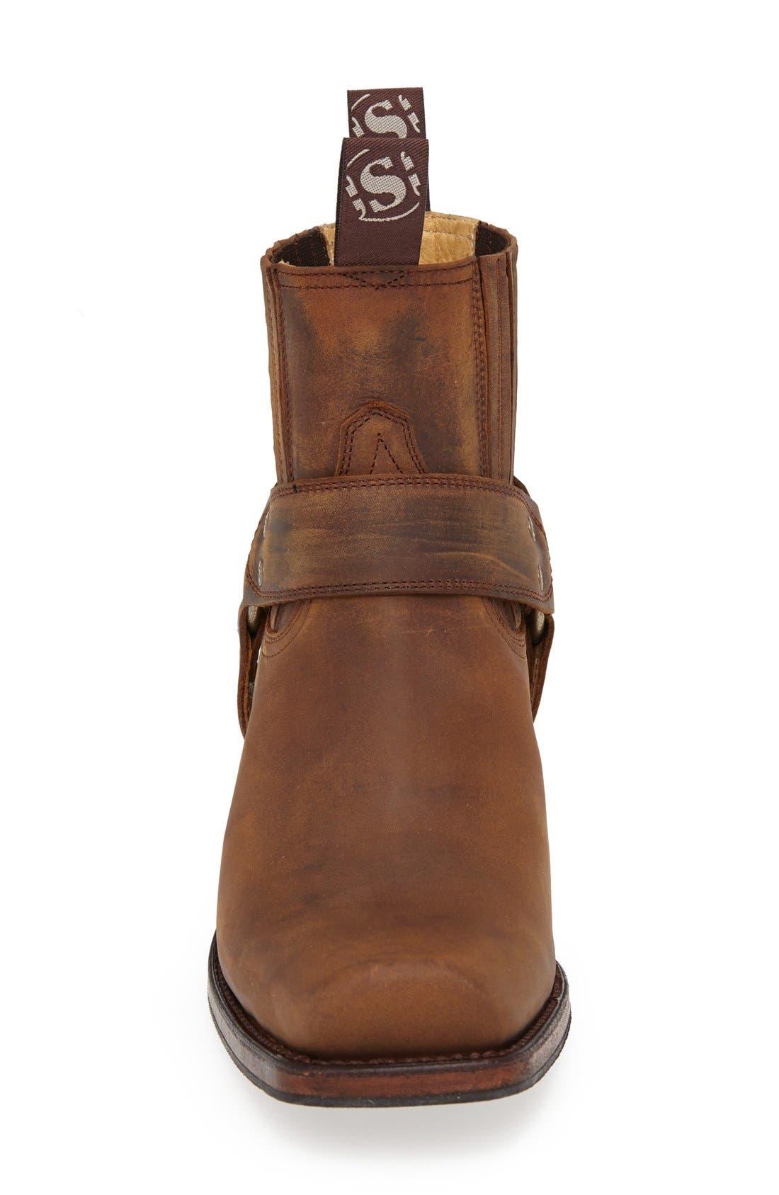 Harness Boot,                             Alternate thumbnail 3, color,                             Tan