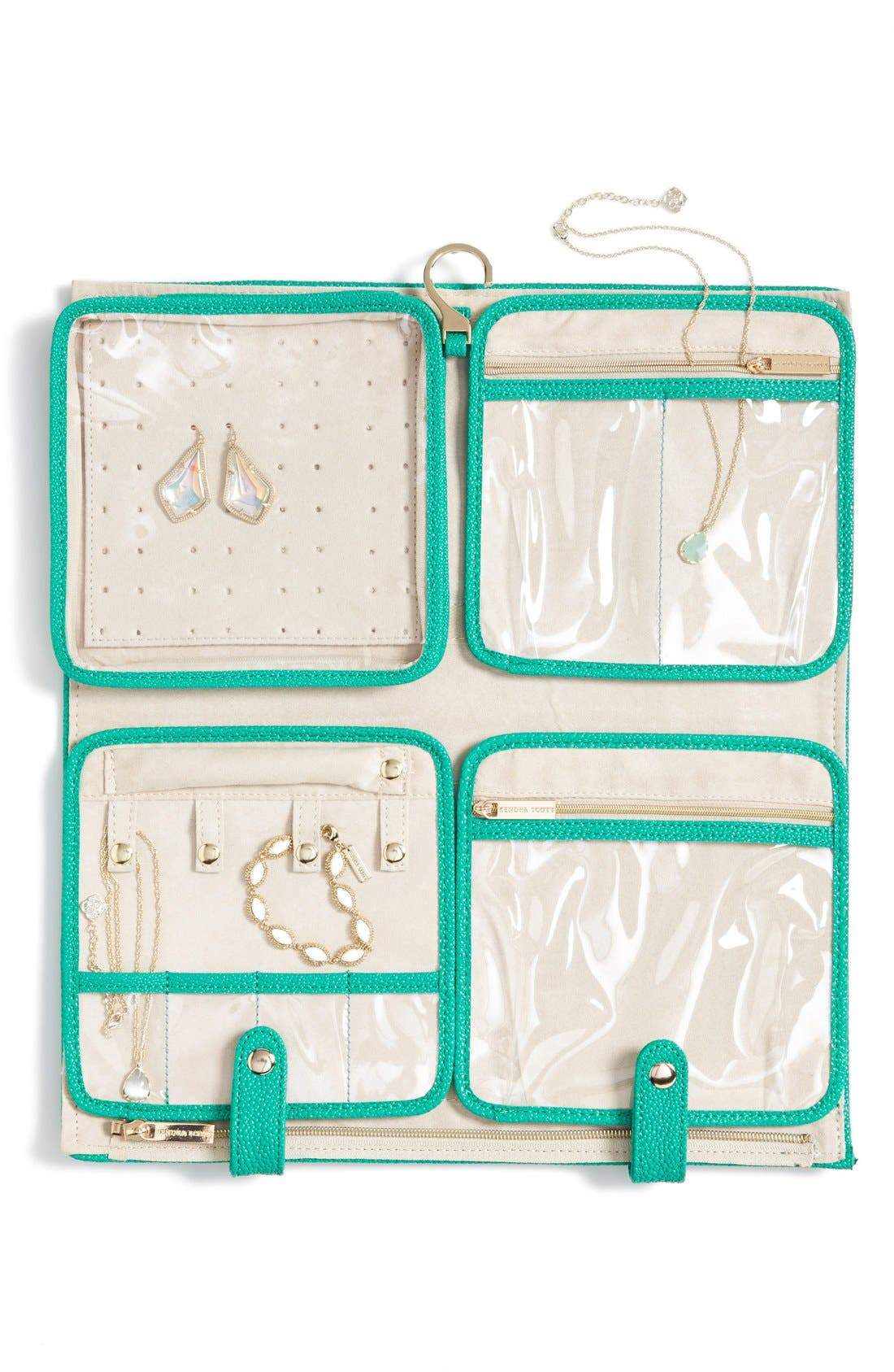 Alternate Image 2  - Kendra Scott 'Jet Set' Large Jewelry Organizer