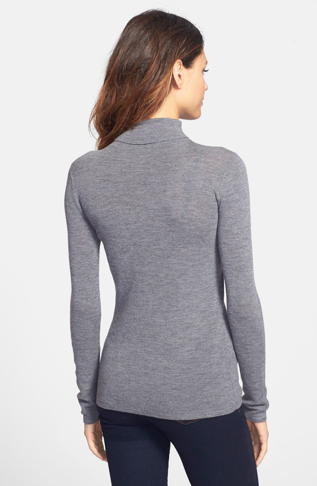 Alternate Image 2  - Eileen Fisher The Fisher Project Ultrafine Merino Turtleneck Sweater