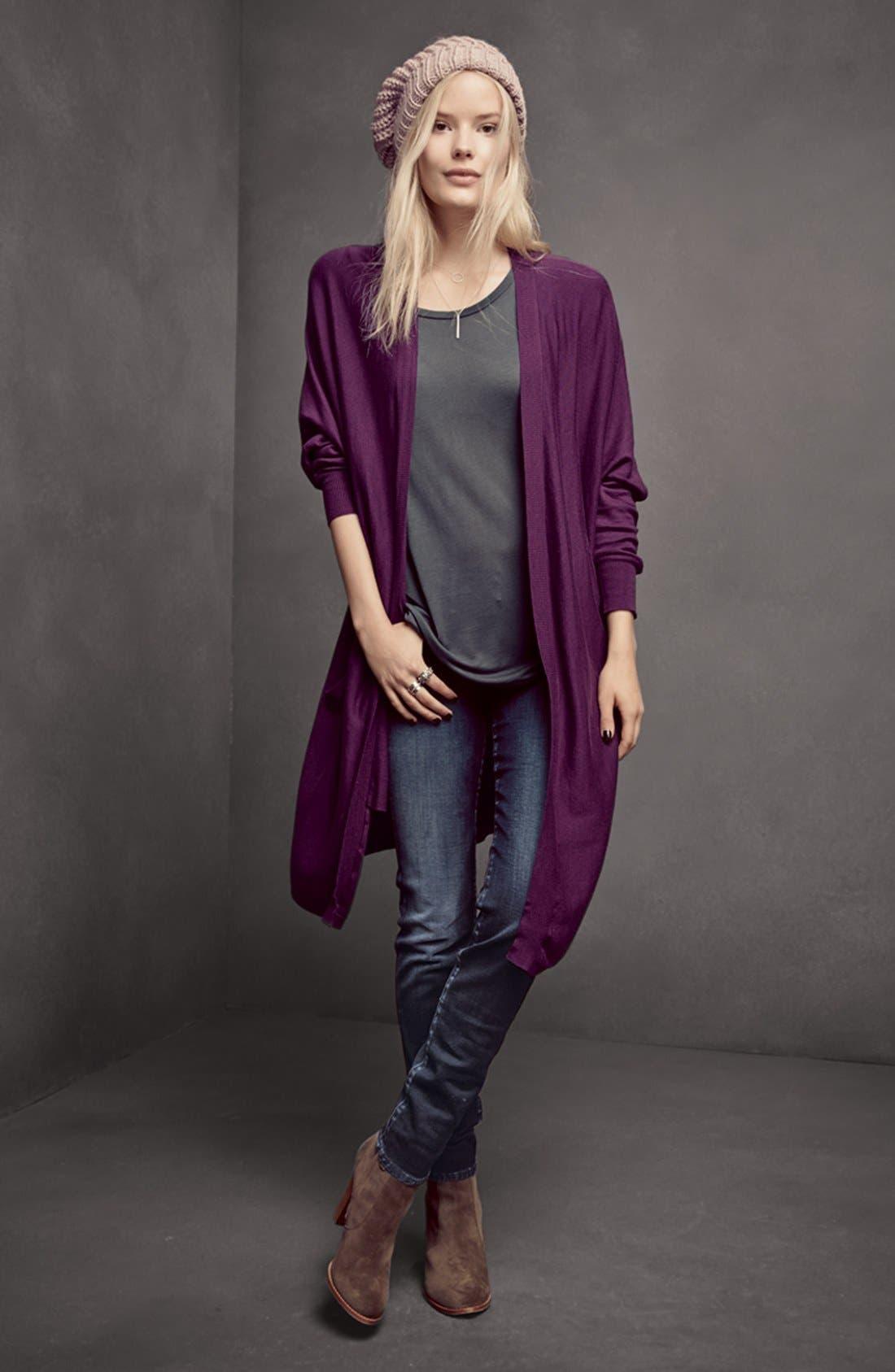 Alternate Image 4  - KUT from the Kloth 'Diana' Skinny Jeans (Breezy)