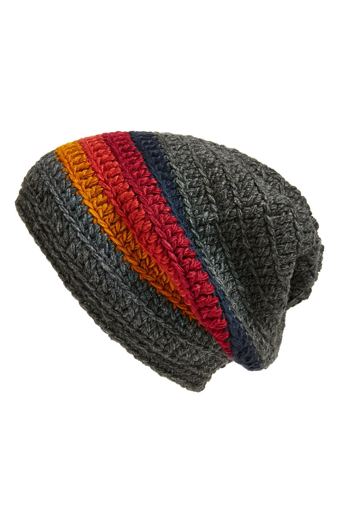 Alternate Image 1 Selected - King & Fifth Supply Co. 'The Beeskie' Beanie