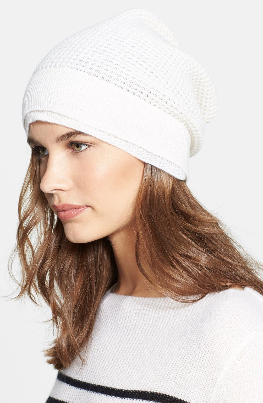 Alternate Image 1 Selected - Vince Thermal Beanie