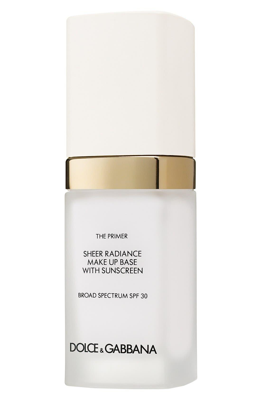Dolce&Gabbana Beauty 'The Primer' Makeup Base