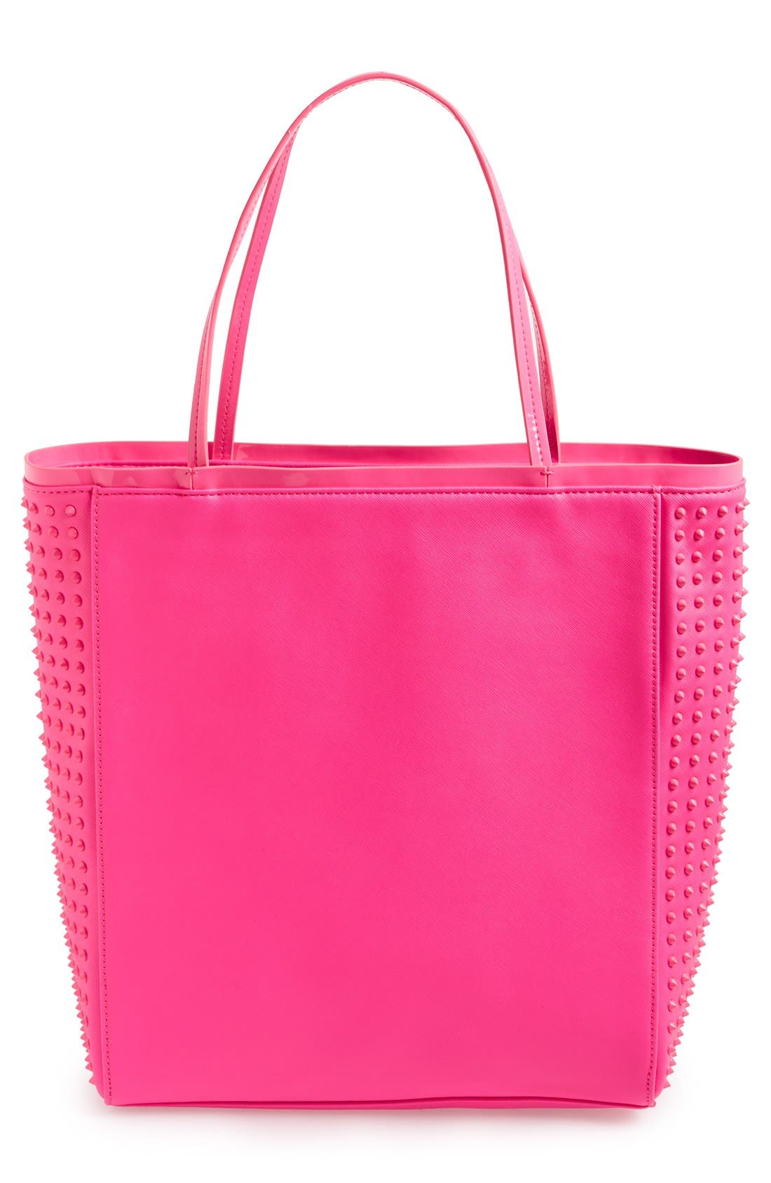 Alternate Image 4  - Ted Baker London 'Studded Crosshatch' Tote