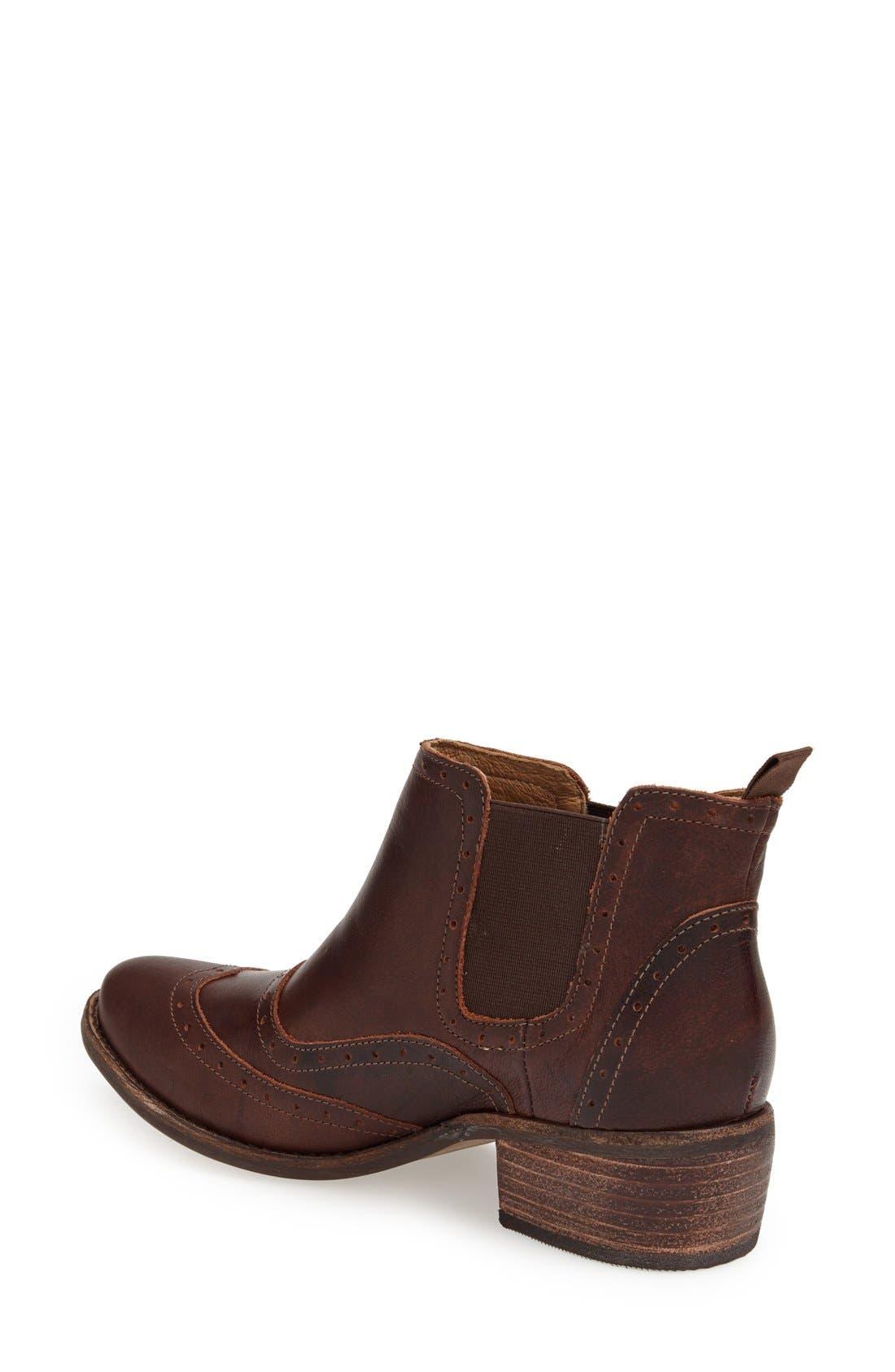 Alternate Image 2  - Matisse 'Rowan' Leather Bootie (Women)