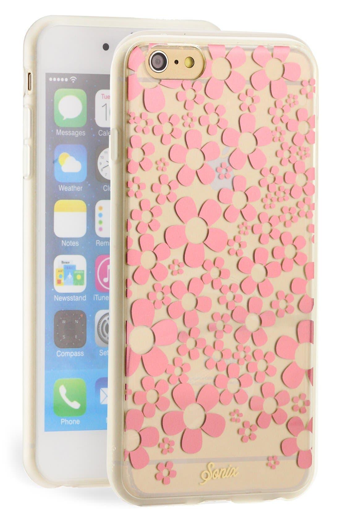 Alternate Image 1 Selected - Sonix 'Hello Daisy' iPhone 6 Plus Case
