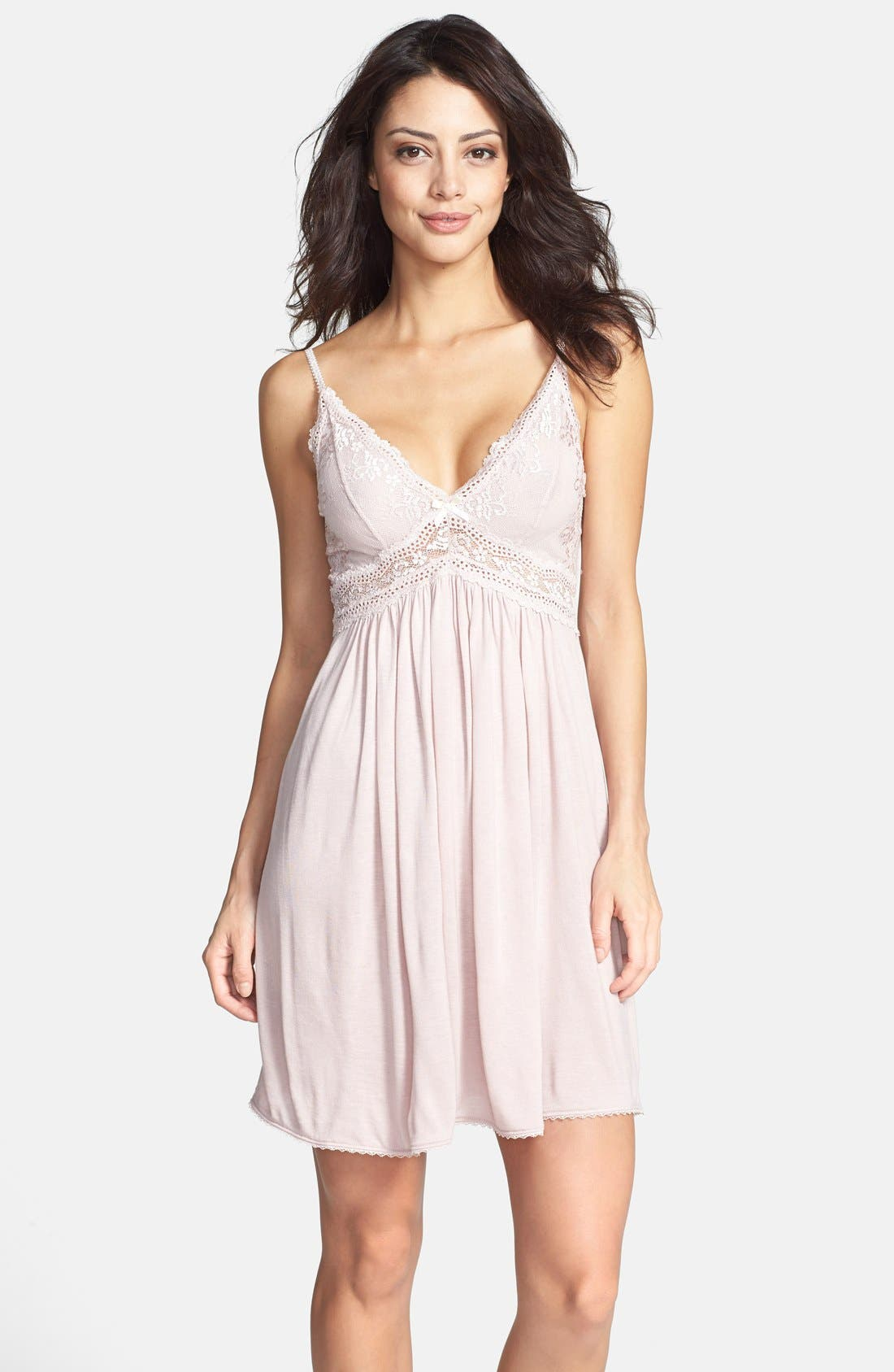 'Colette' Chemise,                         Main,                         color, Pink Clay