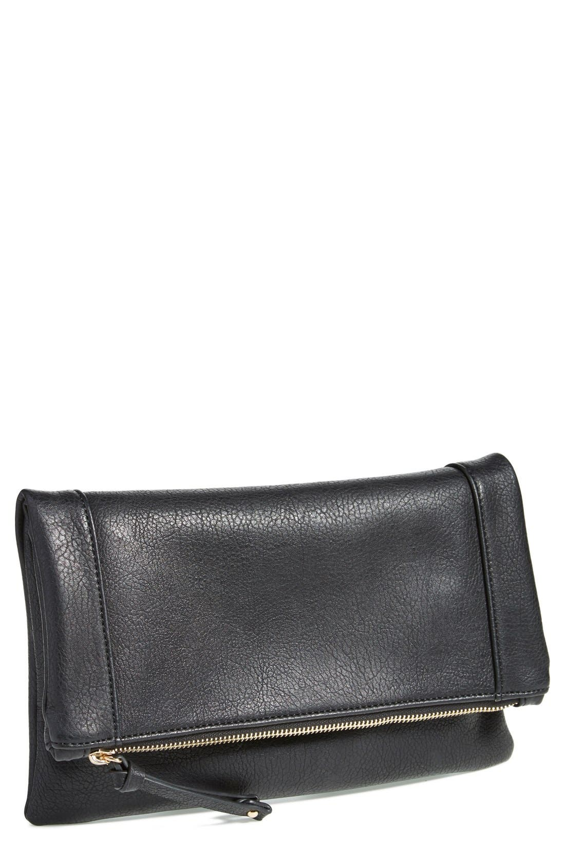 Main Image - BP. Foldover Clutch