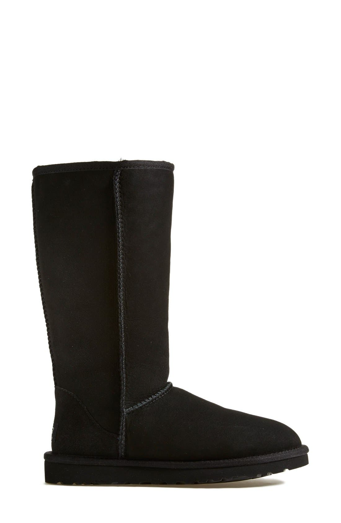 Alternate Image 4  - UGG® 'Classic Tall' Boot (Women)