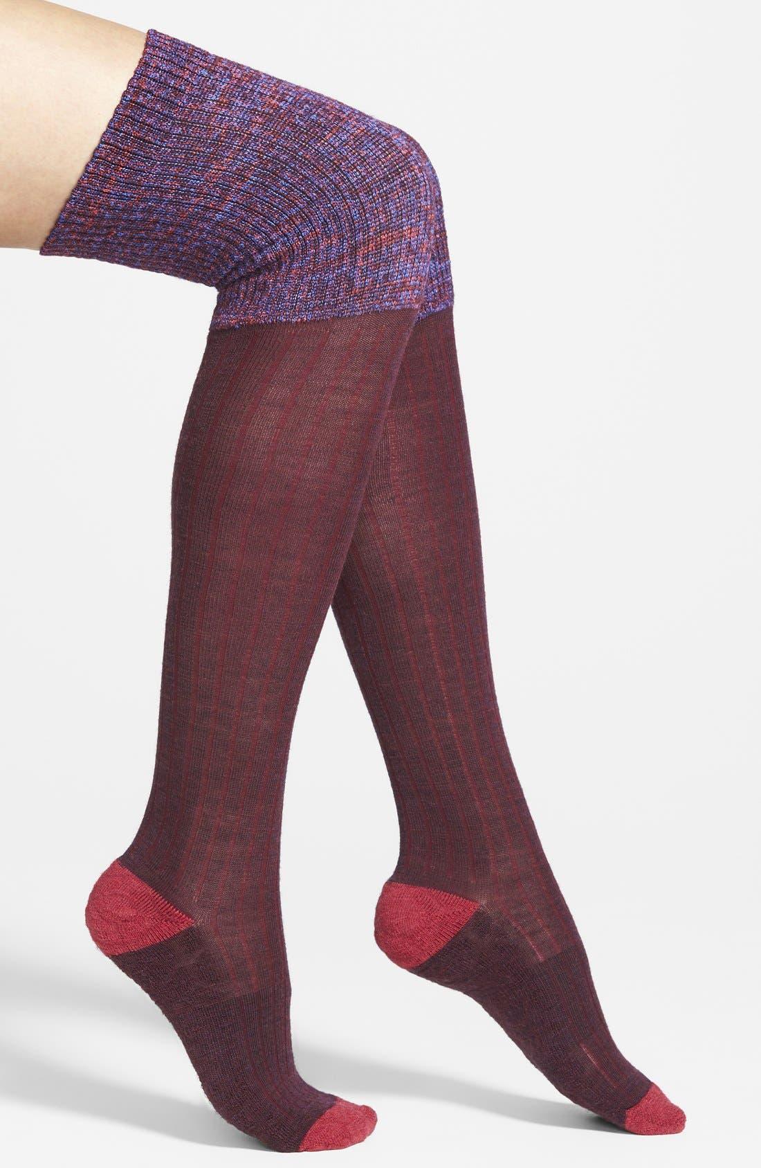 Alternate Image 1 Selected - Smartwool Over the Knee Socks