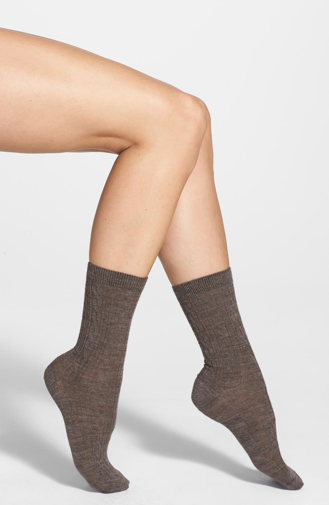 Alternate Image 1 Selected - Smartwool Cable Socks