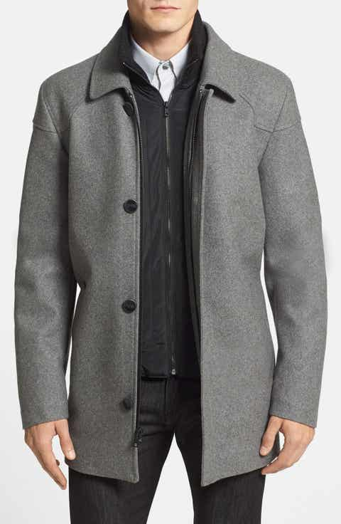 Top Coats Overcoats Amp Trench Coats For Men Nordstrom