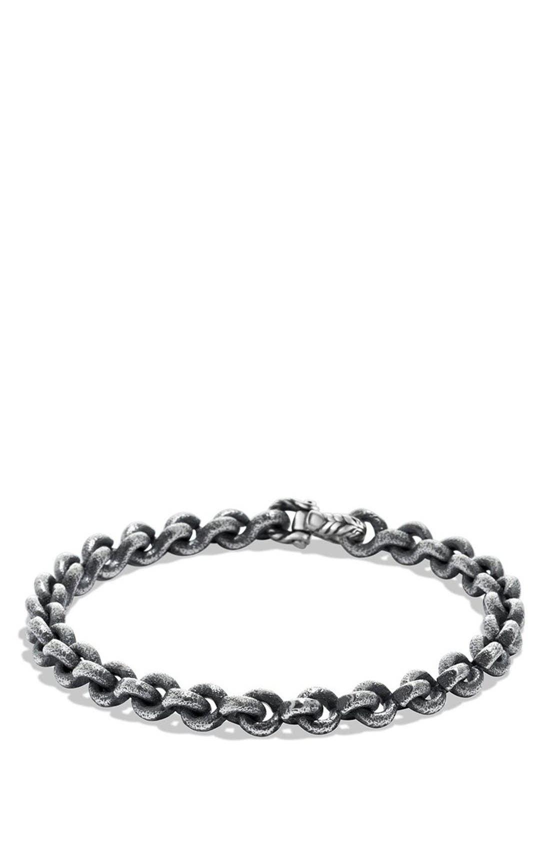 'Petrvs' Chain Bracelet,                         Main,                         color, Silver