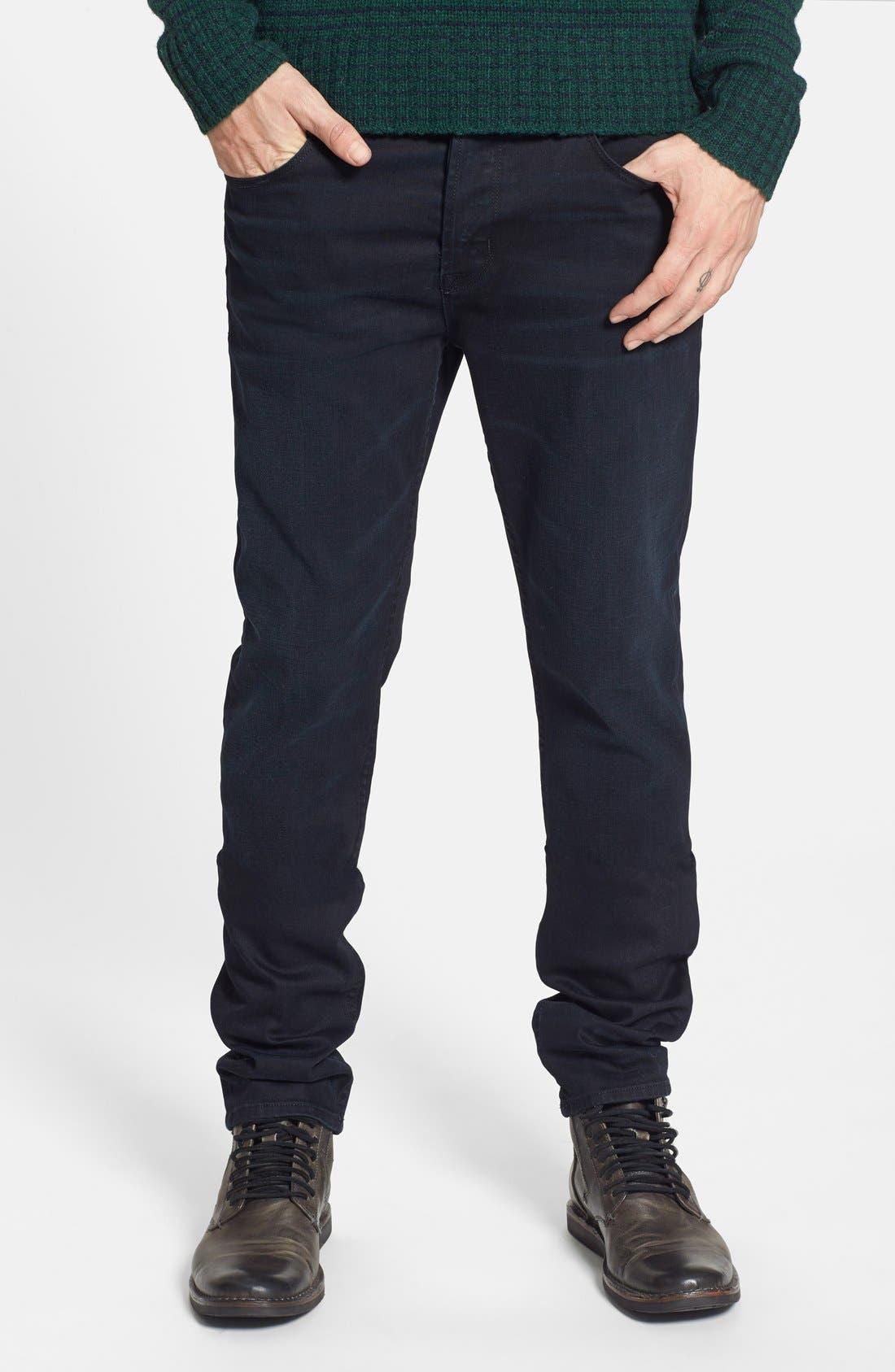 Alternate Image 1 Selected - Hudson Jeans 'Sartor' Slouchy Skinny Fit Jeans (Sanction)