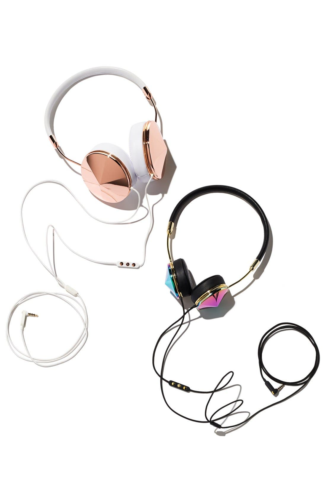 with Benefits 'Taylor' Headphones,                             Alternate thumbnail 3, color,