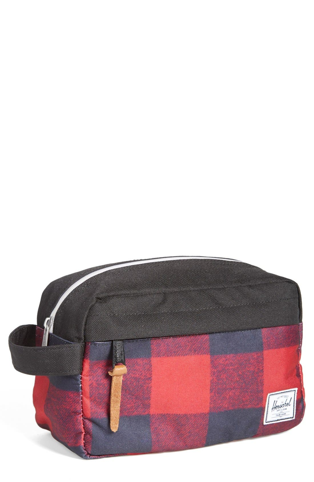 Alternate Image 1 Selected - Herschel Supply Co. 'Chapter Buffalo' Toiletry Kit
