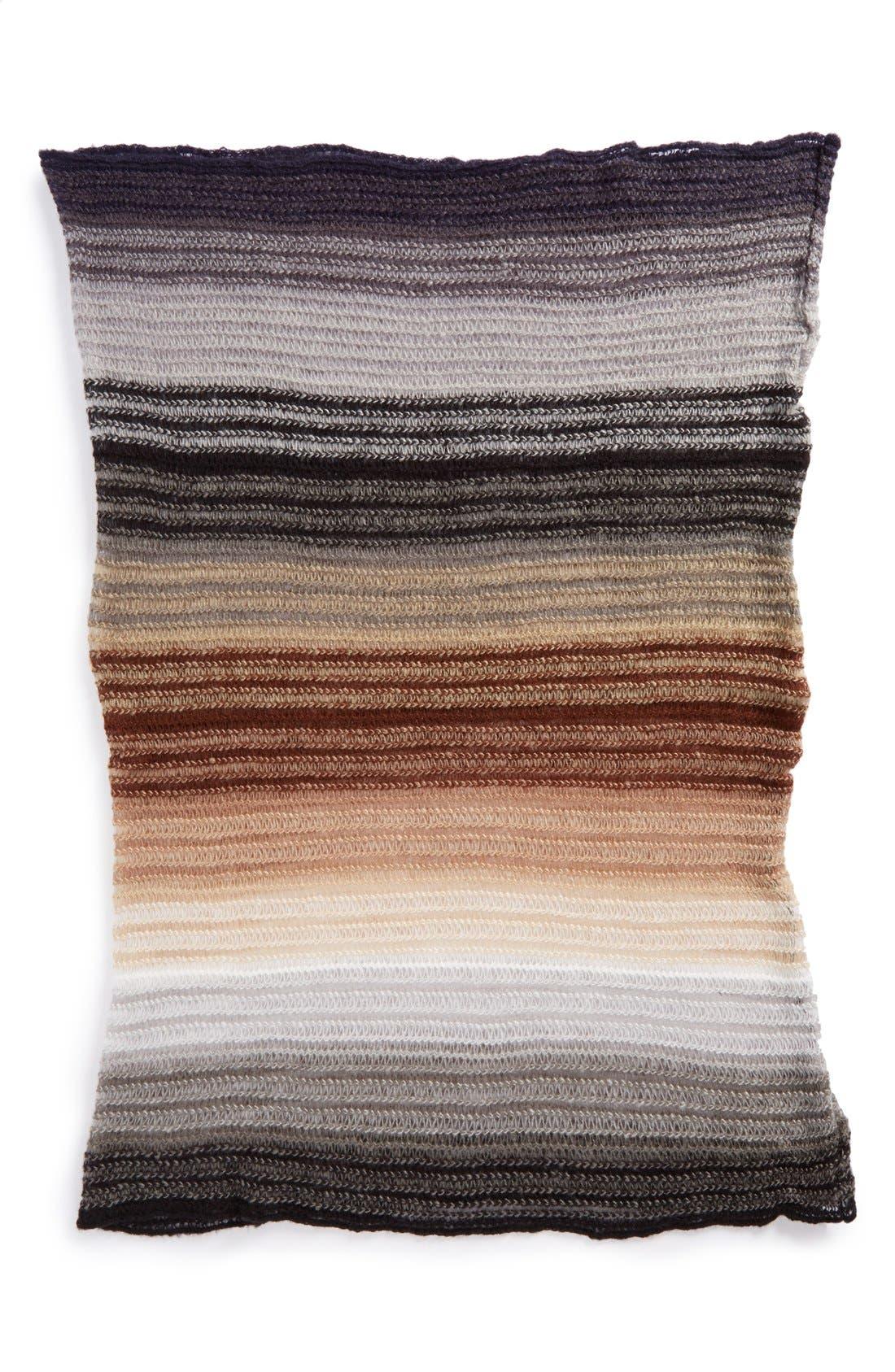 Alternate Image 2  - Echo Ombré Multi Stripe Infinity Scarf