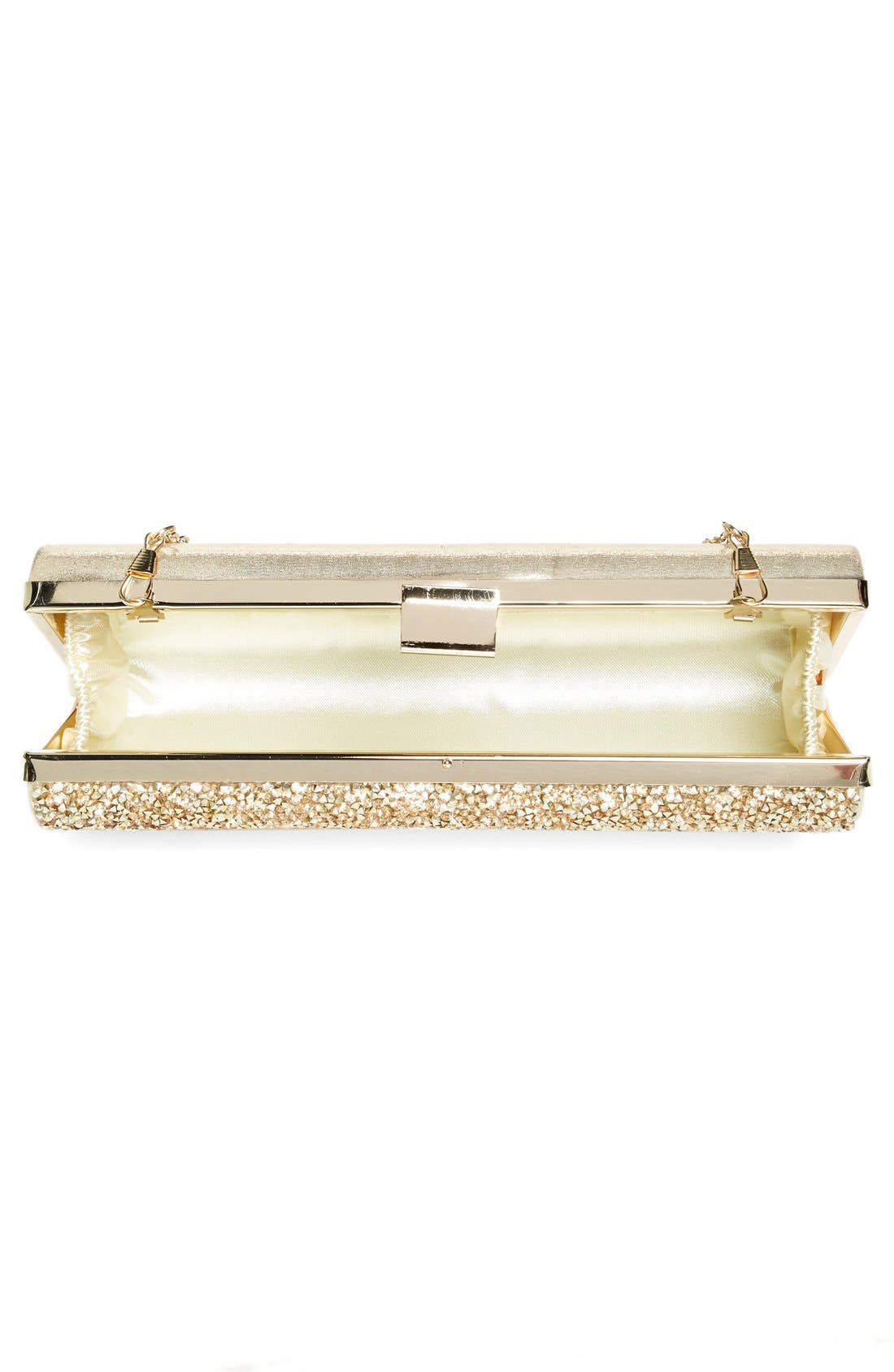 Alternate Image 2  - Natasha Couture Crystal Clutch