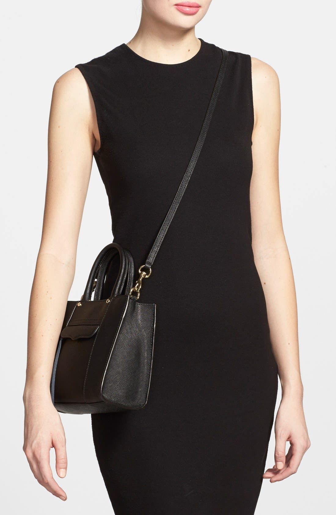 Alternate Image 2  - Rebecca Minkoff 'Mini MAB Tote' Crossbody Bag