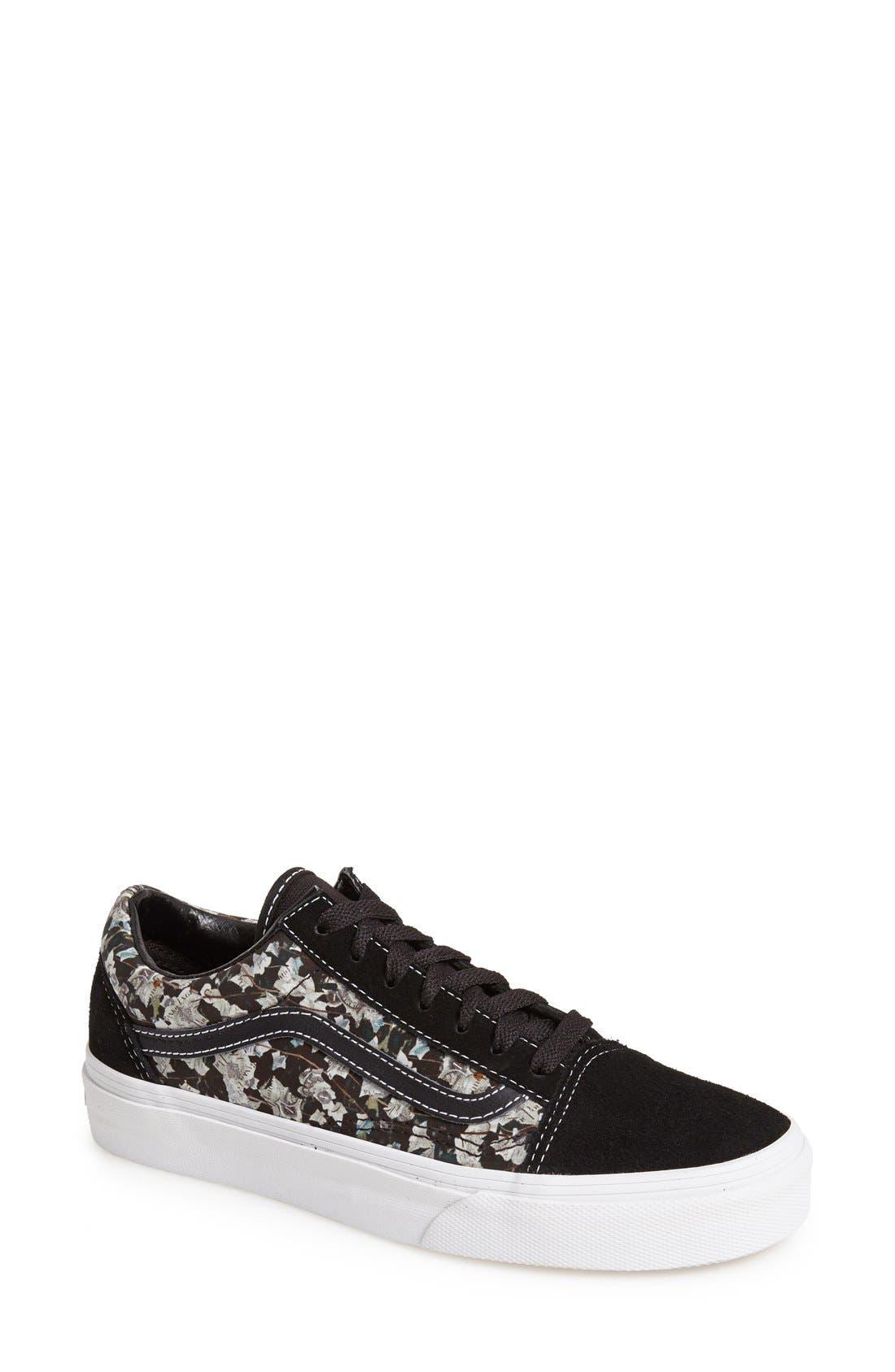 Alternate Image 1 Selected - Vans 'Old Skool - Liberty Era' Sneaker (Women)