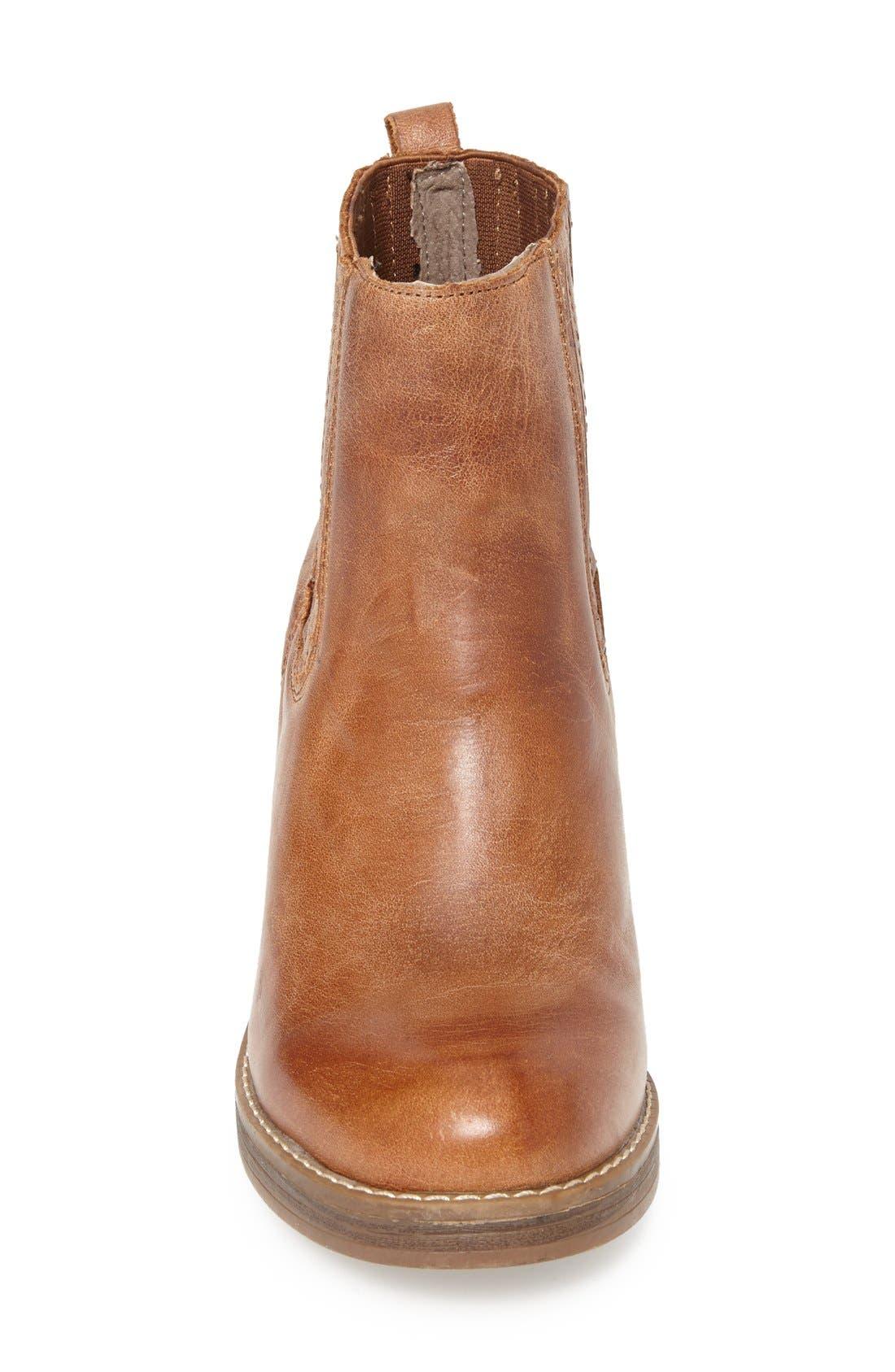 Alternate Image 3  - MTNG Originals 'Bree' Leather Platform Bootie (Women)