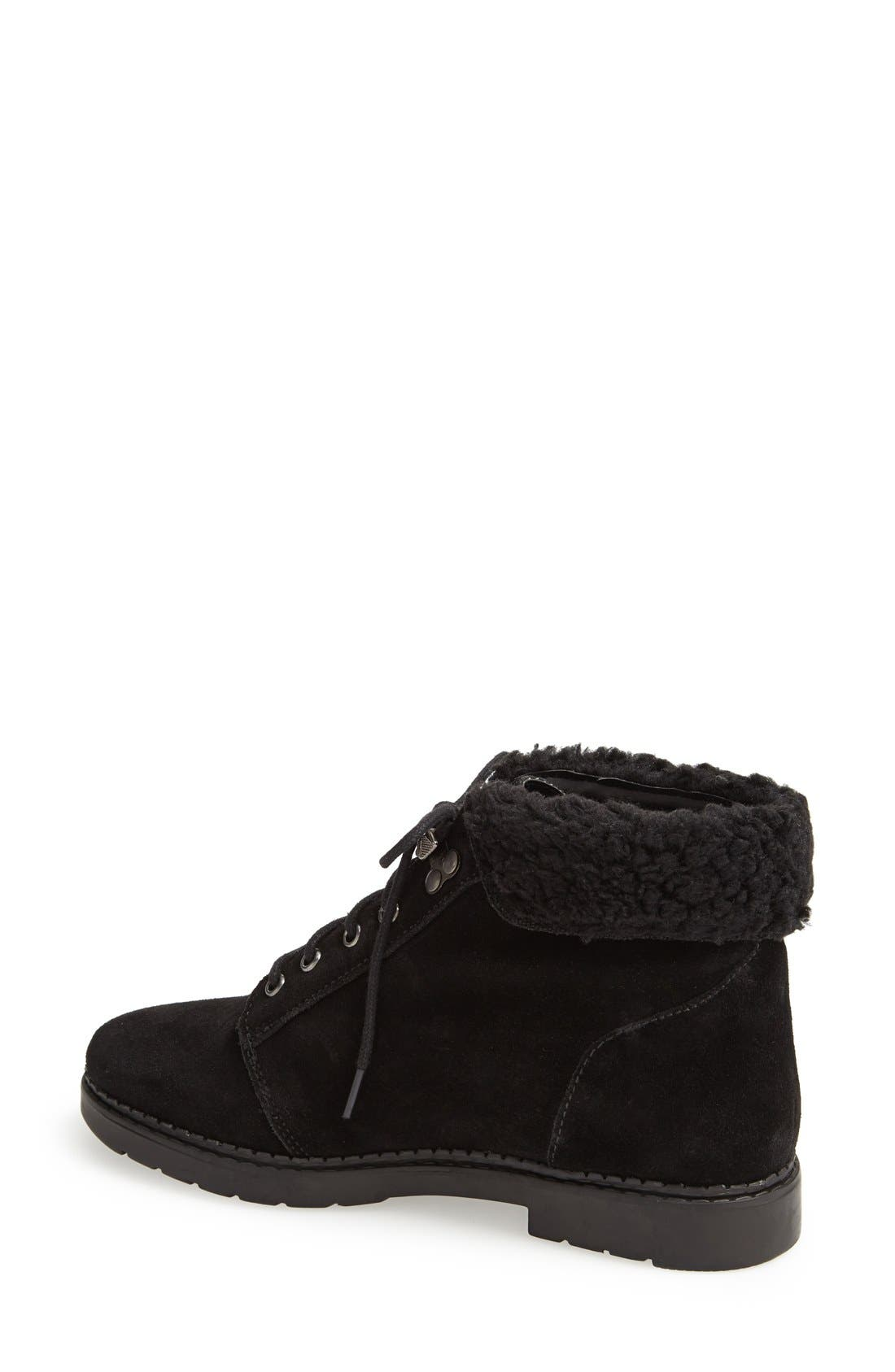 Alternate Image 2  - Topshop 'Brody' Suede Ankle Boot (Women)