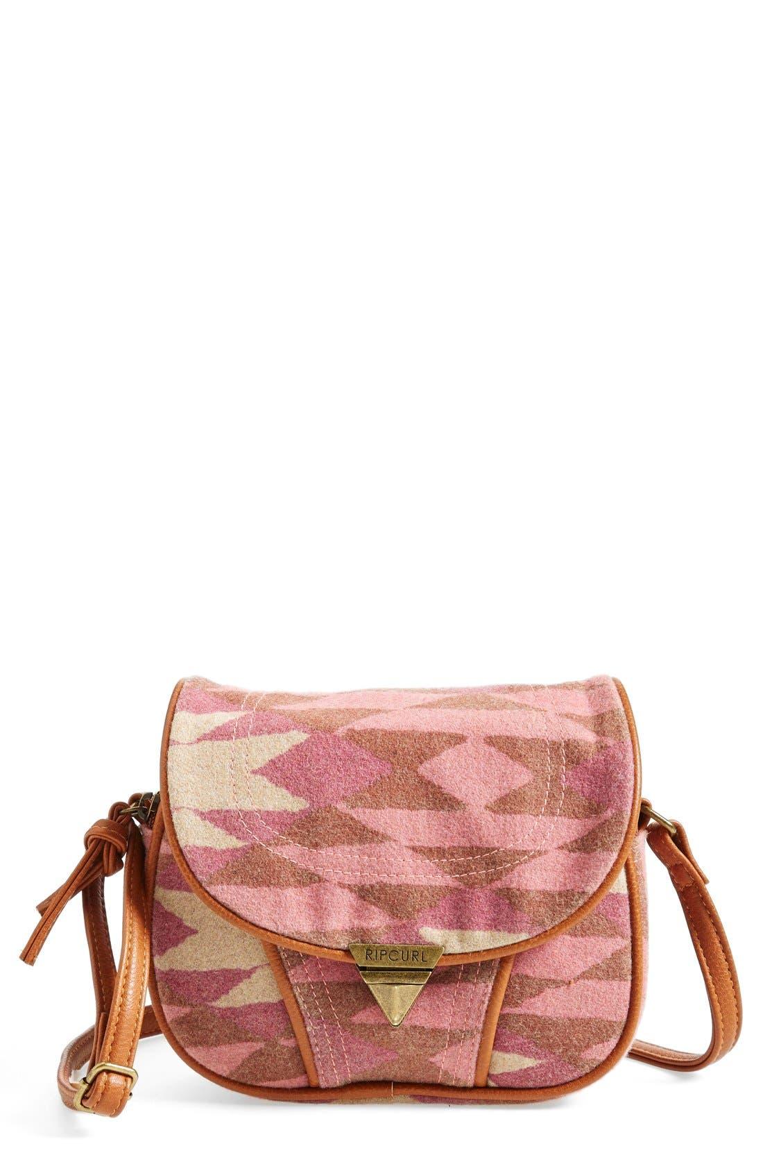 Alternate Image 1 Selected - Rip Curl Geo Crossbody Bag