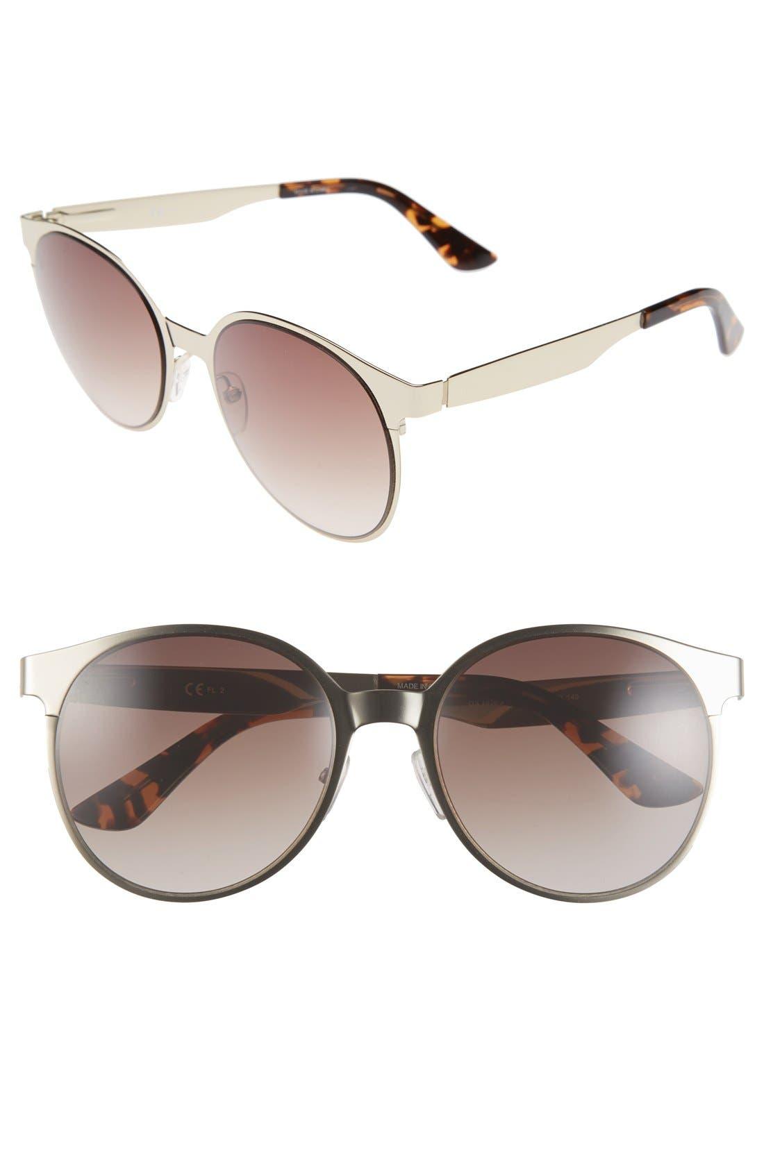 Main Image - Oxydo 54mm Retro Sunglasses