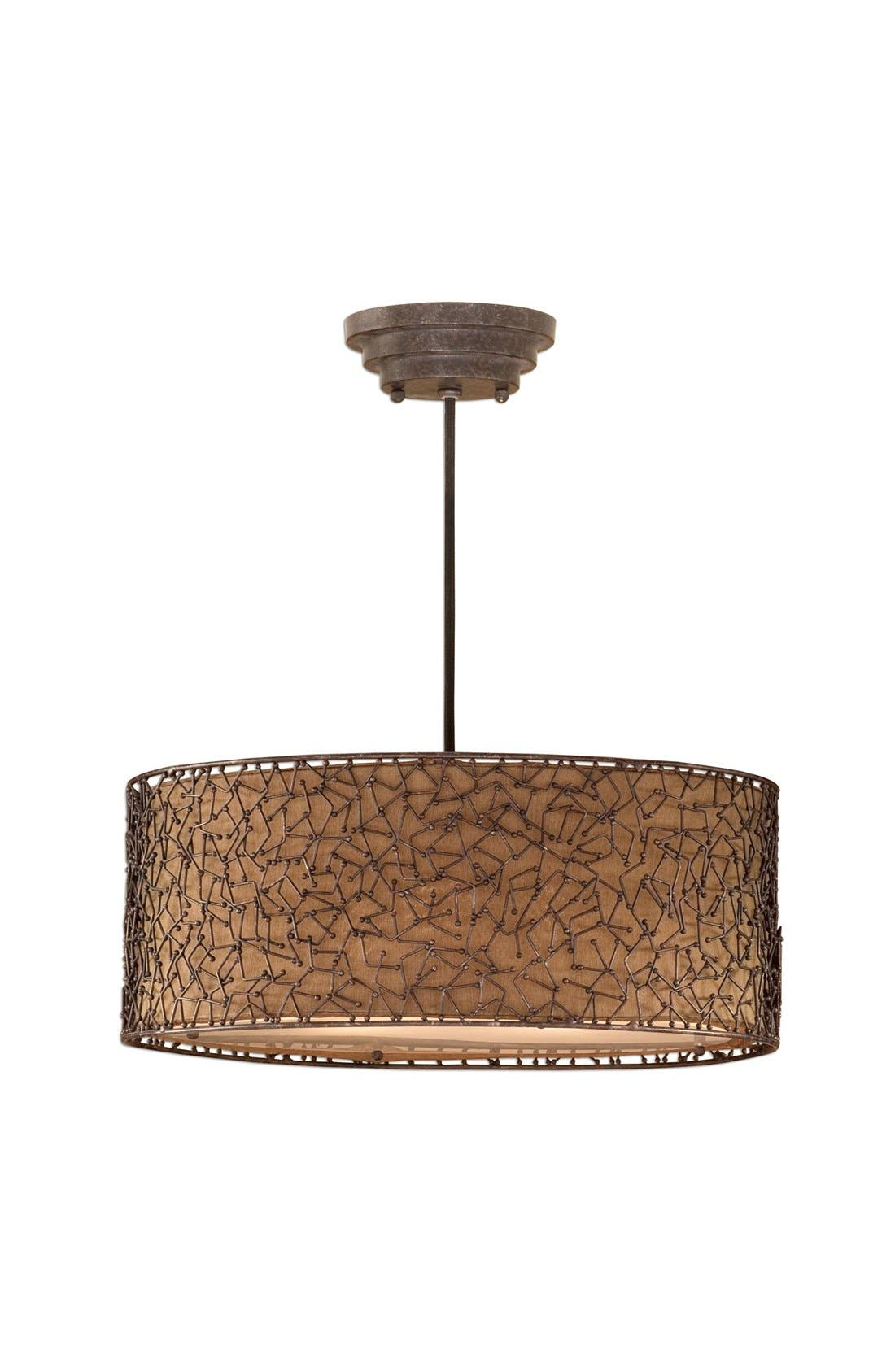 Alternate Image 1 Selected - Uttermost 'Brandon' Pendant Light