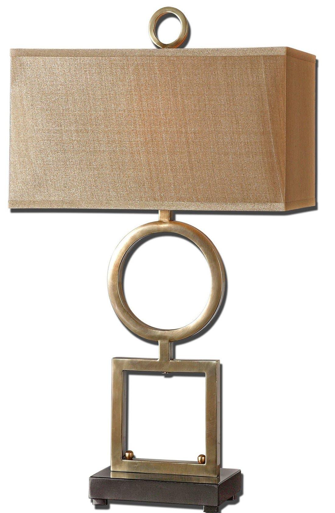 Alternate Image 1 Selected - Uttermost 'Rashawn' Table Lamp