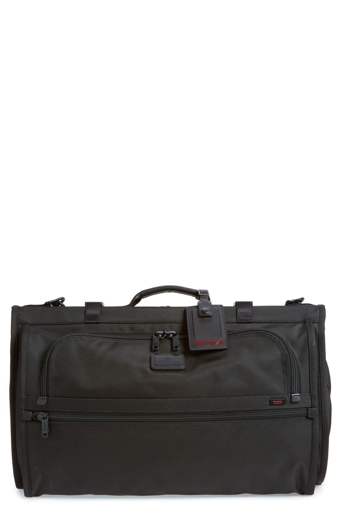 Alternate Image 1 Selected - Tumi 'Alpha 2' Trifold Carry-On Garment Bag (22 Inch)