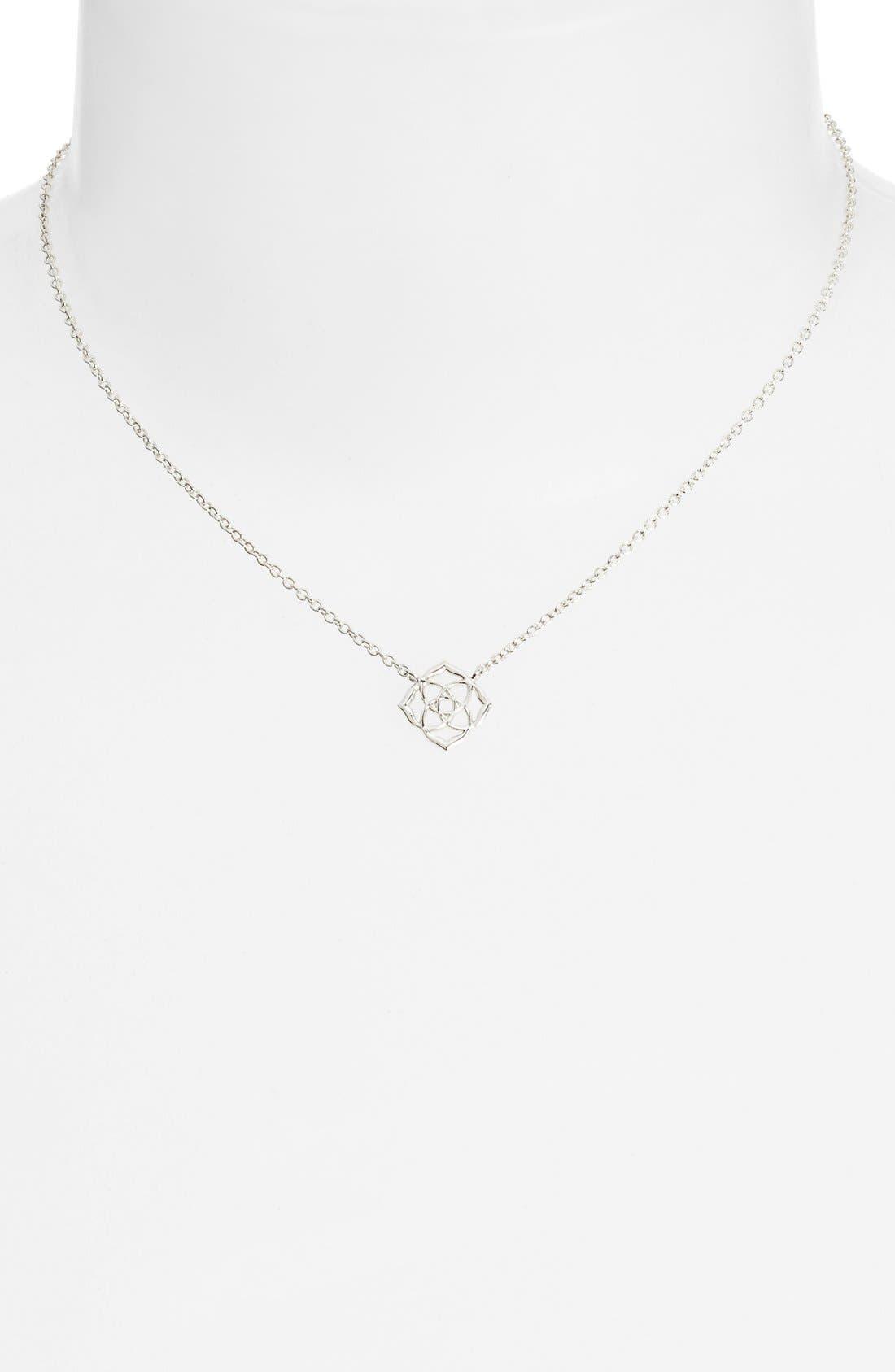 Alternate Image 2  - Kendra Scott 'Decklyn' Pendant Necklace