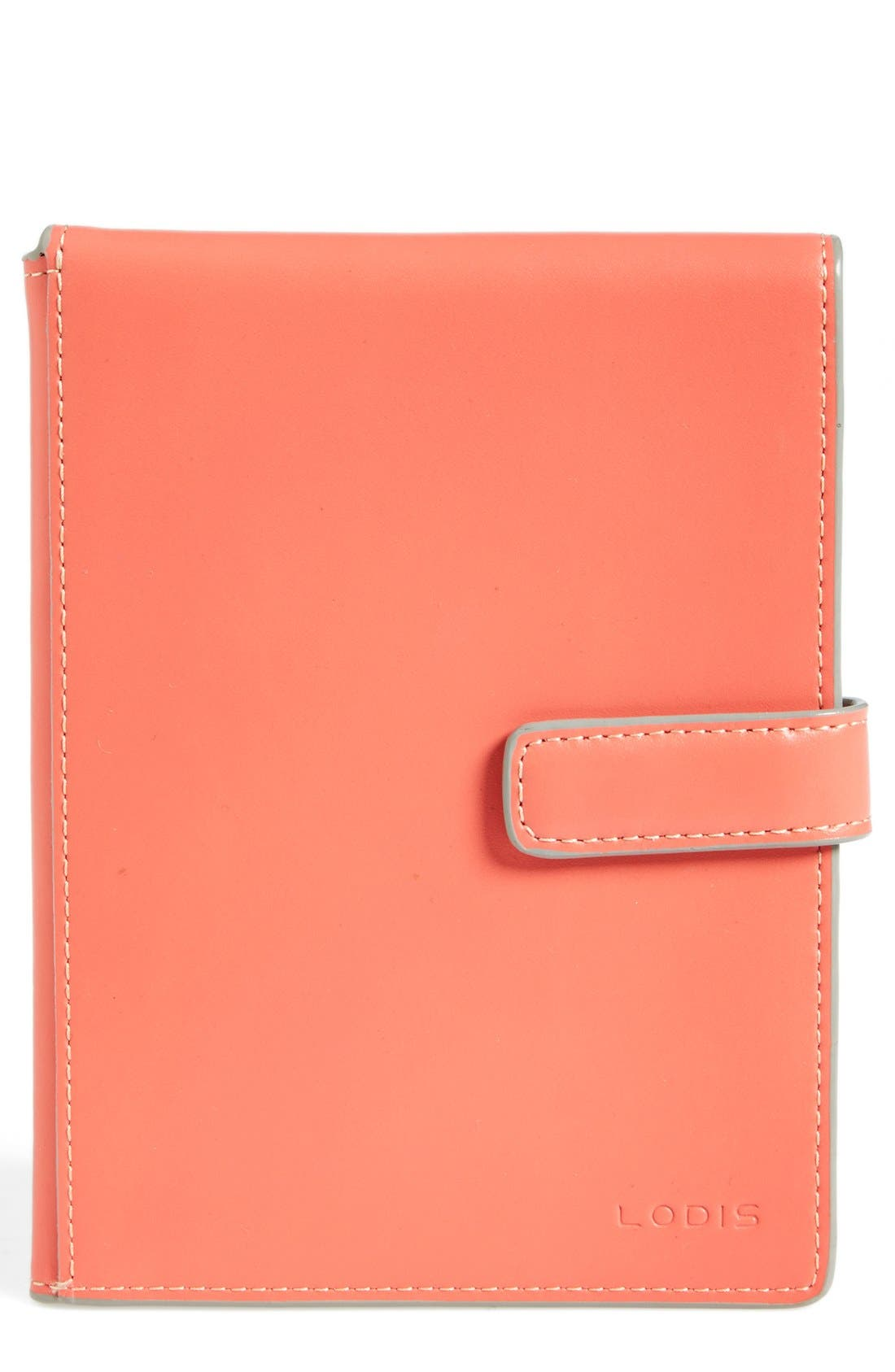 Alternate Image 1 Selected - Lodis 'Audrey' Passport Wallet