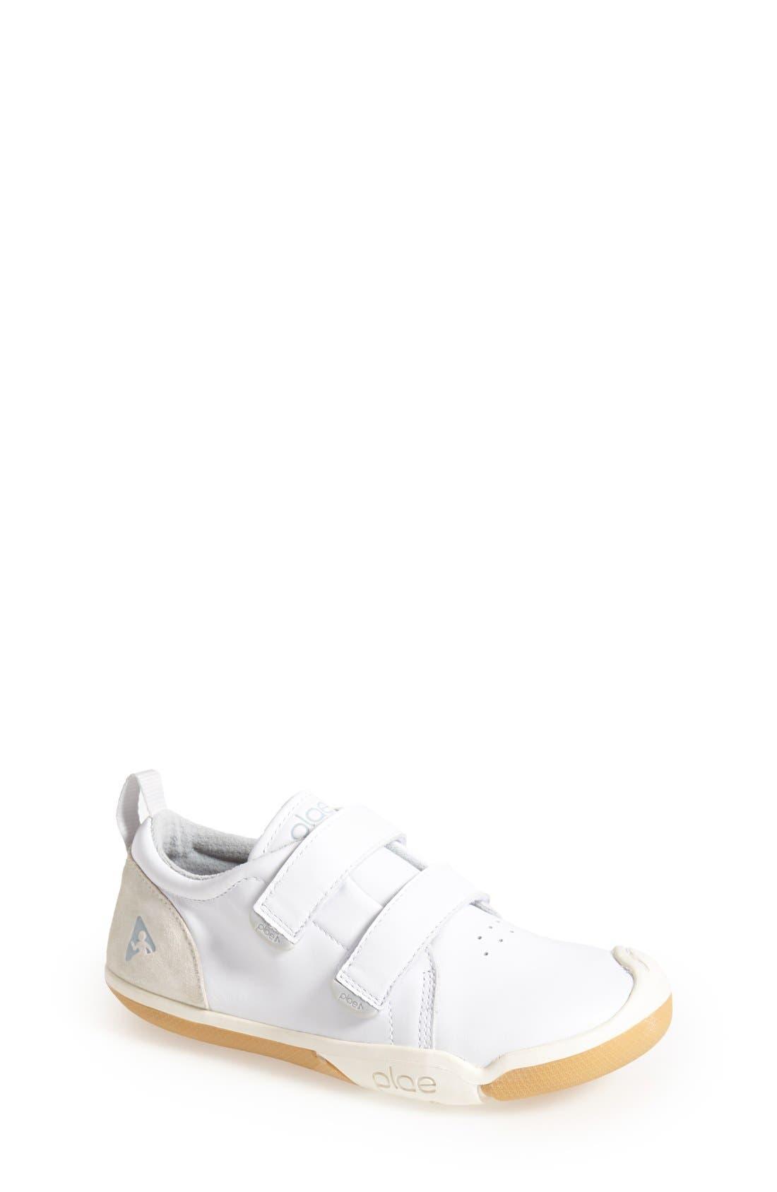 PLAE 'Roan' Customizable Leather Sneaker (Toddler & Little Kid)