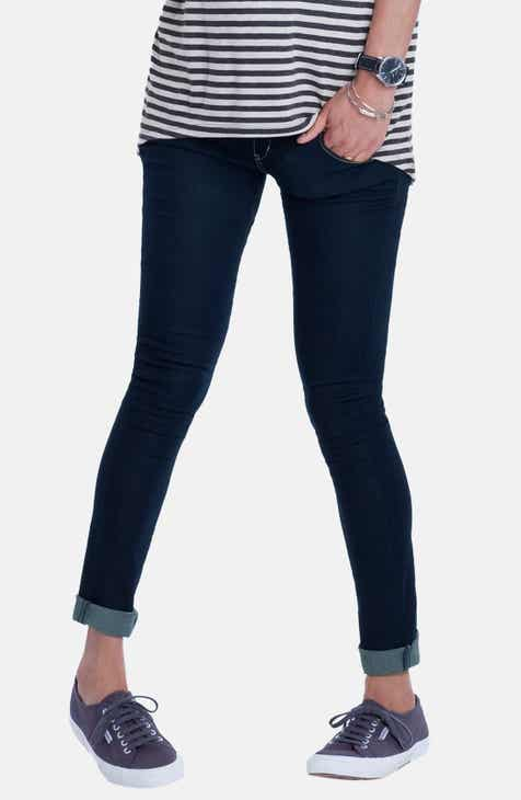 a09dfe93a82a0 Isabella Oliver 'Zadie' Stretch Maternity Skinny Jeans