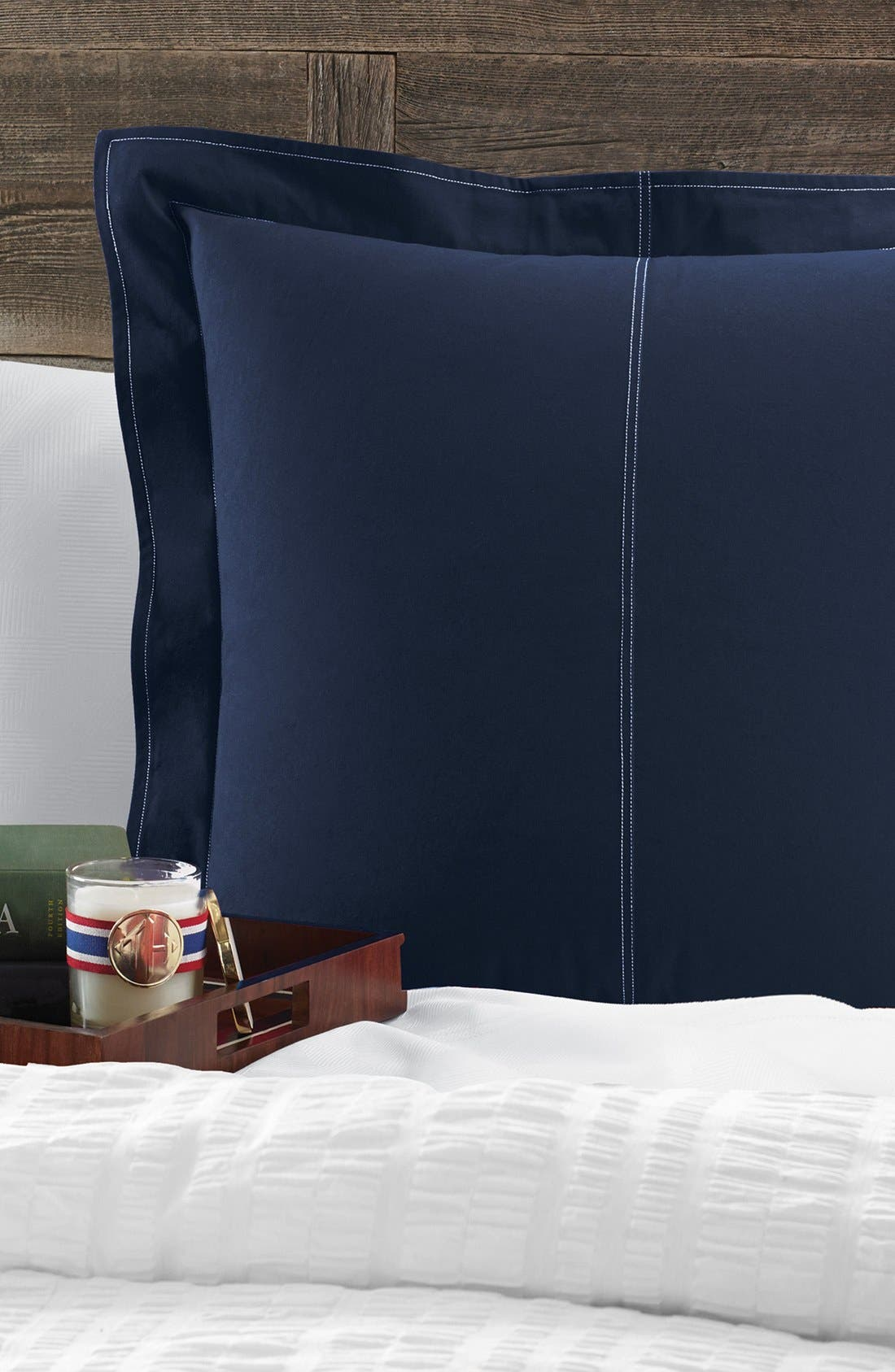 Alternate Image 1 Selected - Tommy Hilfiger Newport Euro Sham